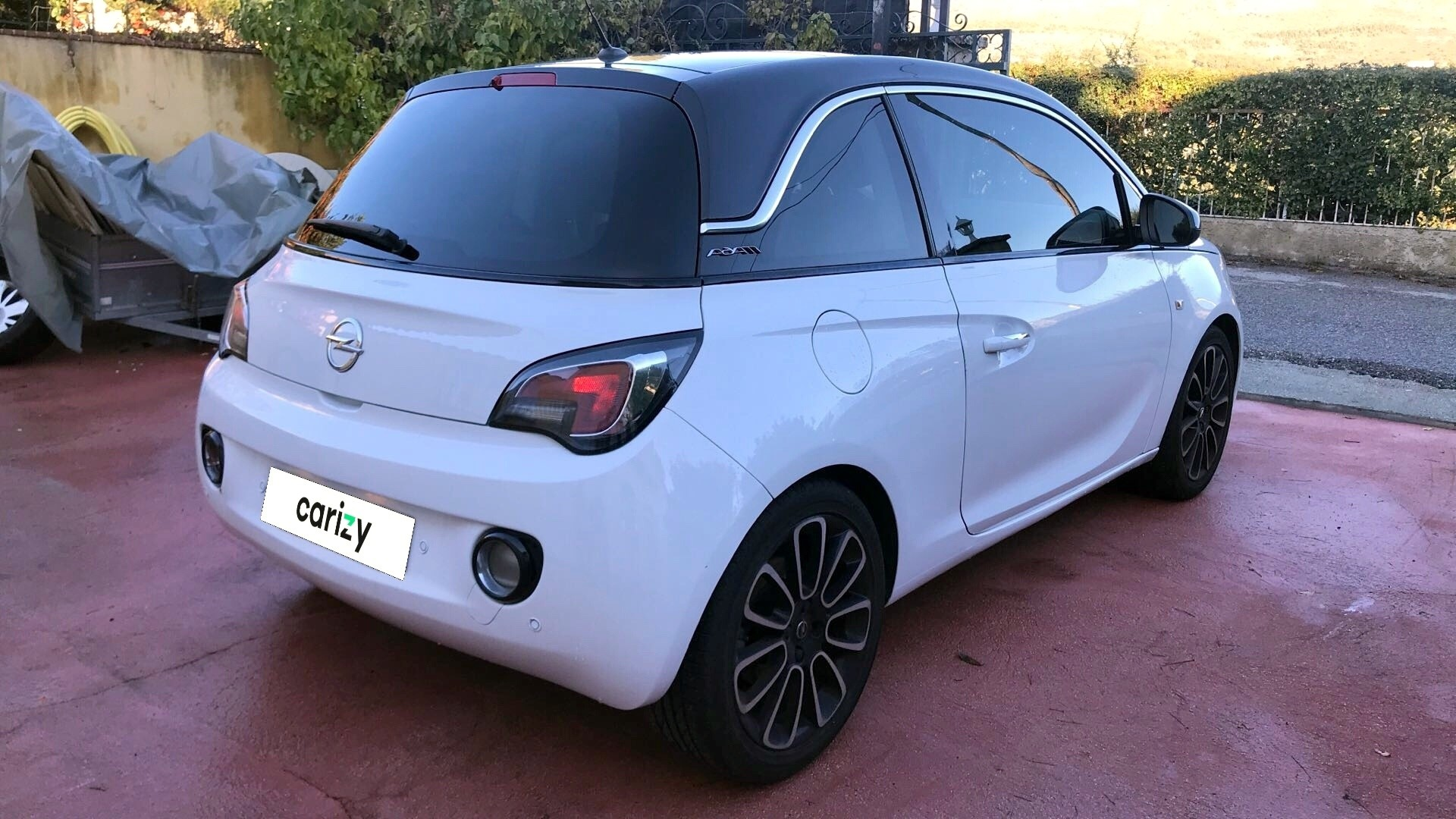 opel adam d 39 occasion adam 1 0 ecotec direct injection turbo 115 ch s s glam colomars carizy. Black Bedroom Furniture Sets. Home Design Ideas