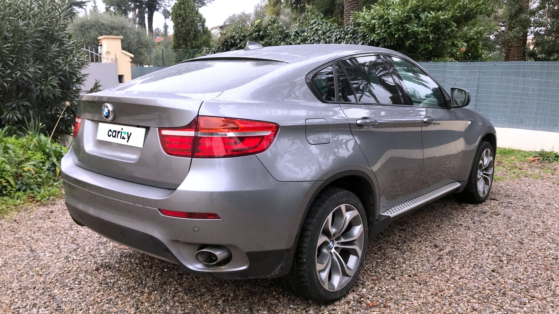 Bmw X6 E71 Lci D Occasion X6 Xdrive40d 306ch Exclusive Ultimate A Antibes Carizy