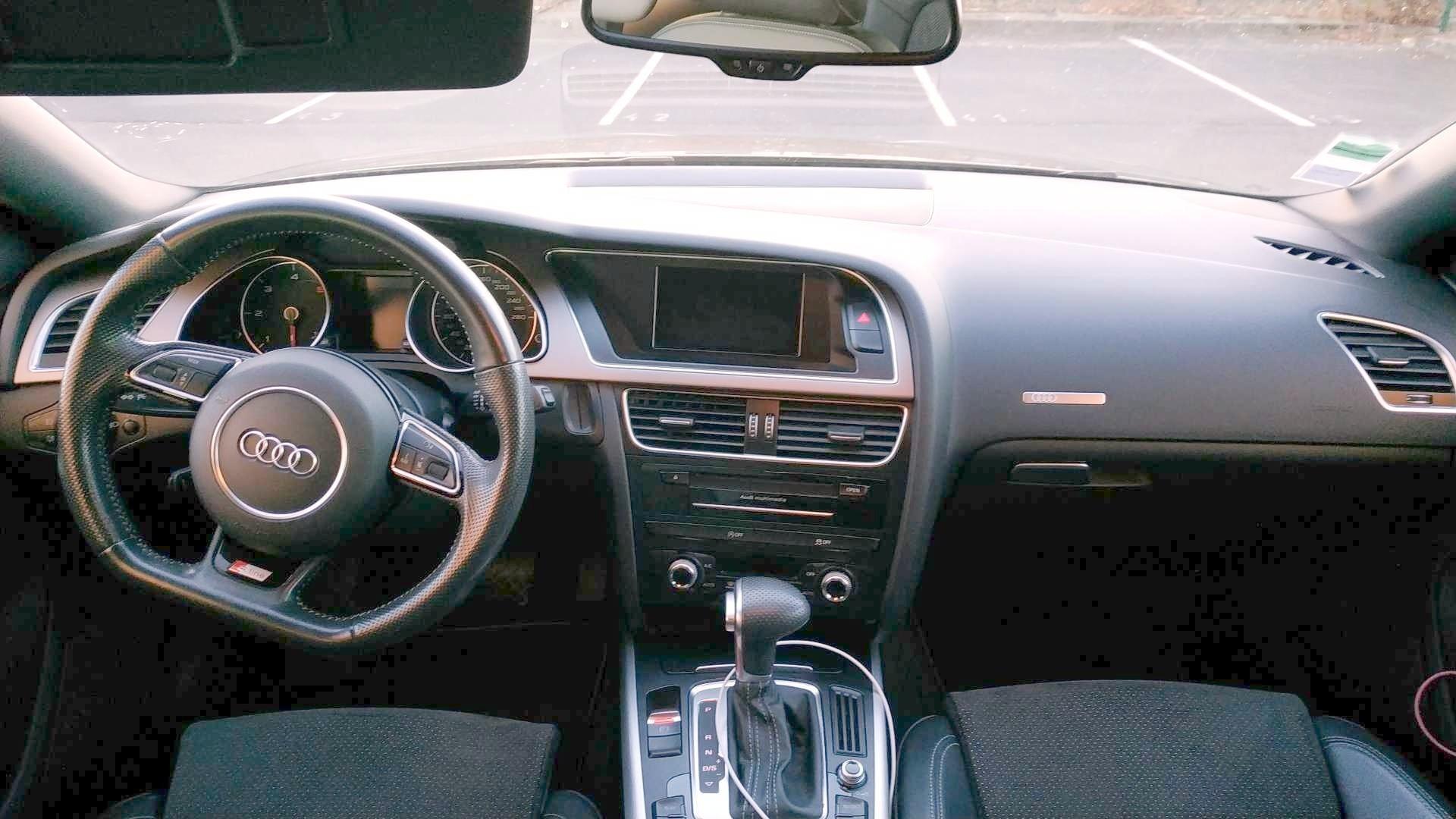 AUDI A5 SPORTBACK d'occasion A5 Sportback 2.0 TDI 150 ...