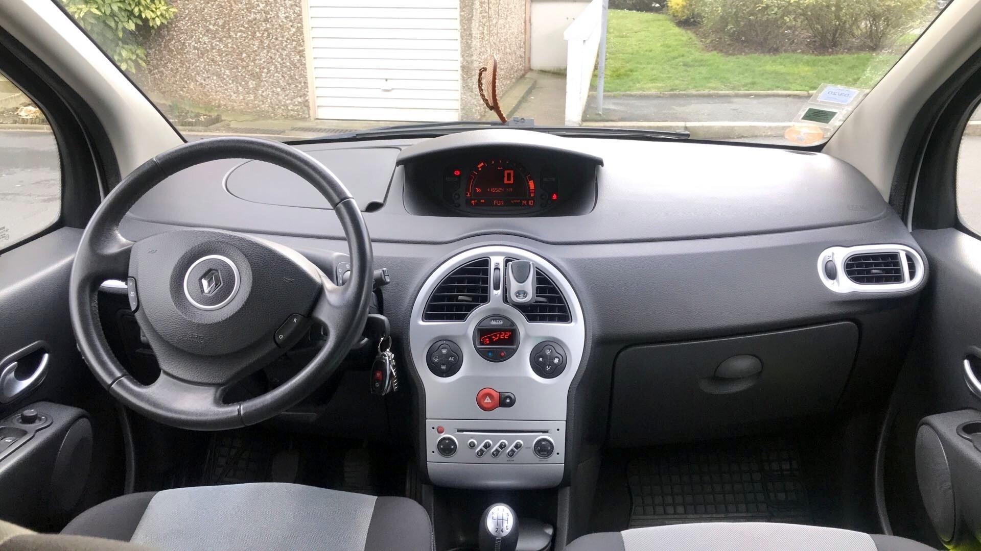 Renault Grand Modus D Occasion Grand Modus 1 5 Dci 105 Eco2 Dynamique L Hay Les Roses Carizy