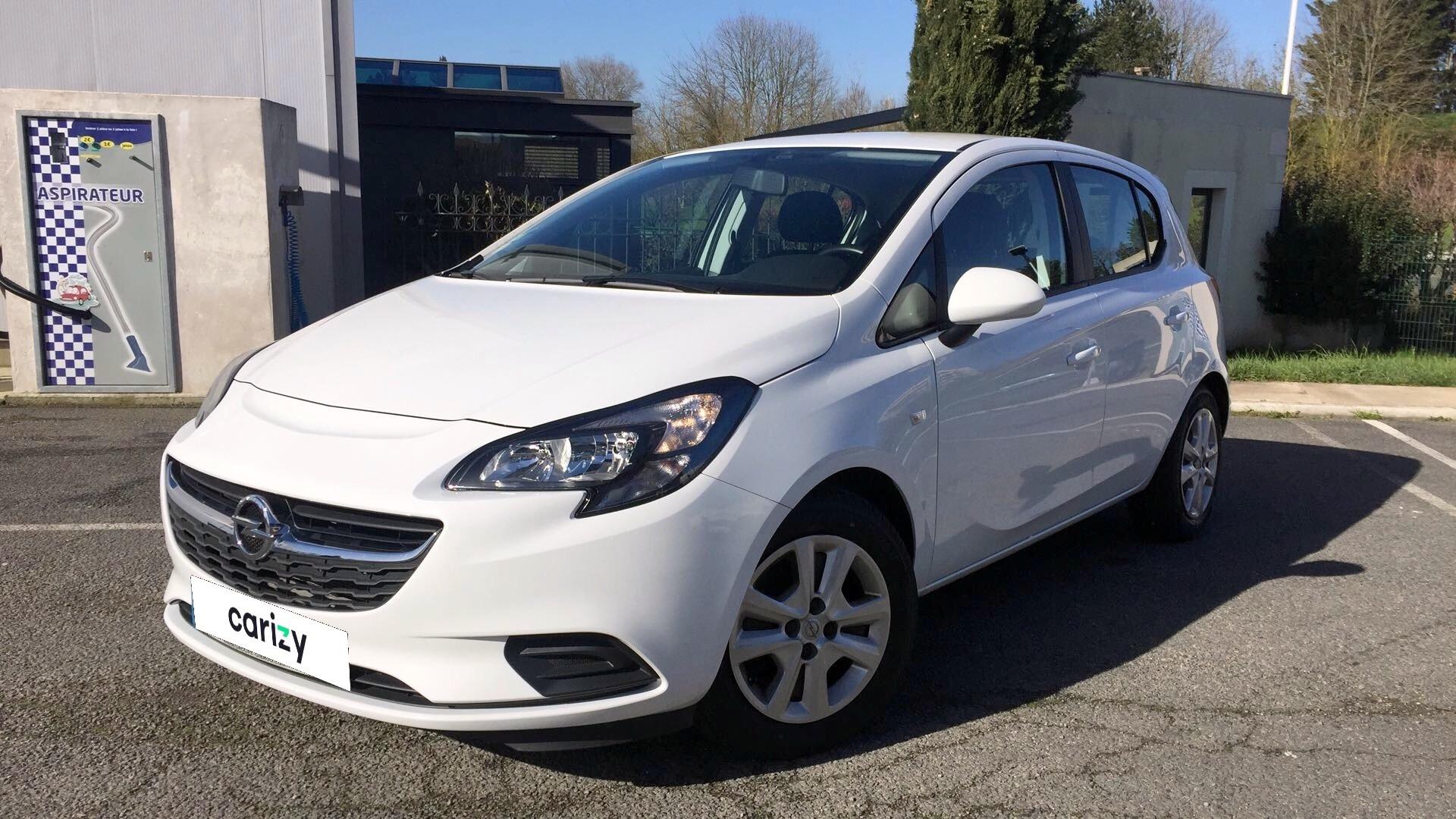 Prezzo auto usate Opel Corsa 2016 quotazione eurotax