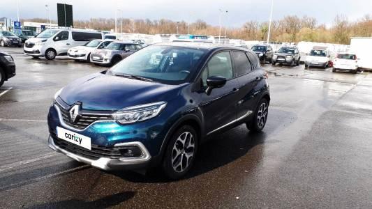 Voiture Renault Captur d'occasion entre particuliers | CARIZY