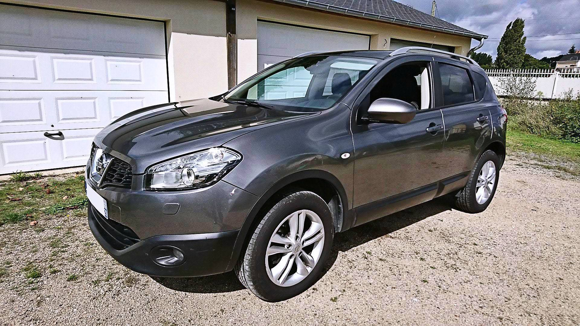 nissan qashqai d 39 occasion 1 6 dci 130 tekna 4wd le mans. Black Bedroom Furniture Sets. Home Design Ideas