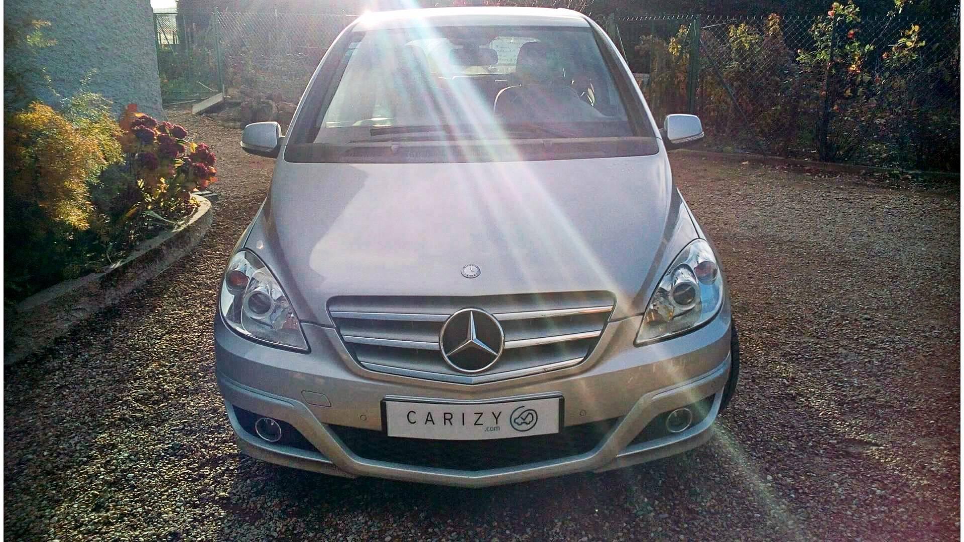 Mercedes Classe B D Occasion 180 Cdi 110 Classic Cvt Bva