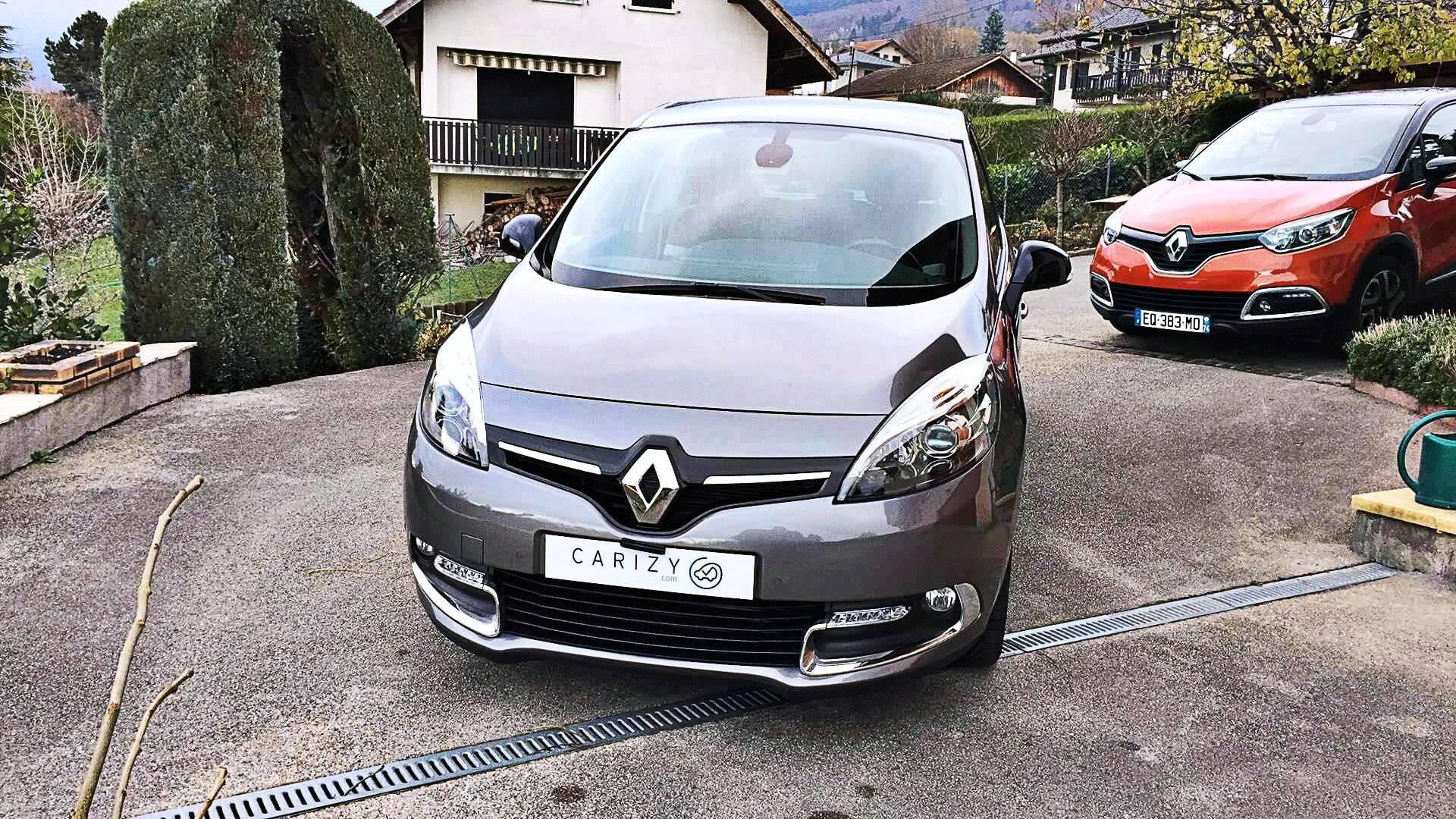 renault scenic d 39 occasion 1 5 dci 110 energy bose bonneville carizy. Black Bedroom Furniture Sets. Home Design Ideas