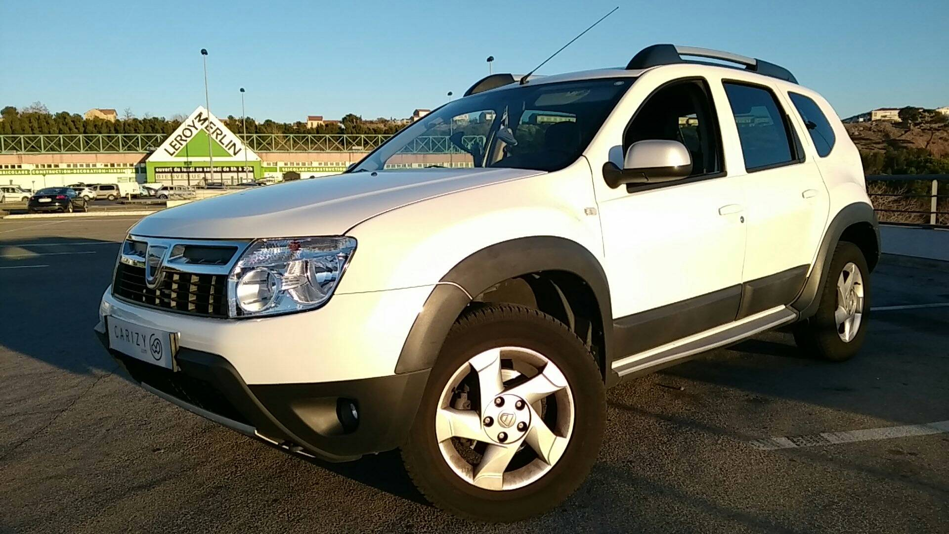 dacia duster d 39 occasion 1 5 dci 90 prestige 4x2 france carizy. Black Bedroom Furniture Sets. Home Design Ideas