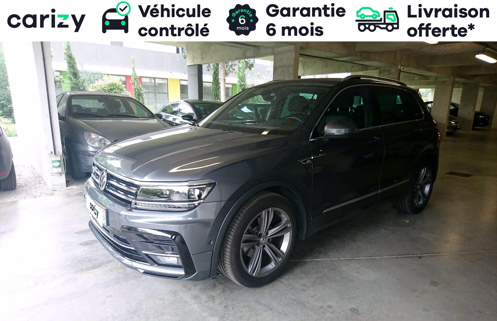 Volkswagen Tiguan 2.0 TDI 150 DSG7 2019 occasion MONTPELLIER 34080