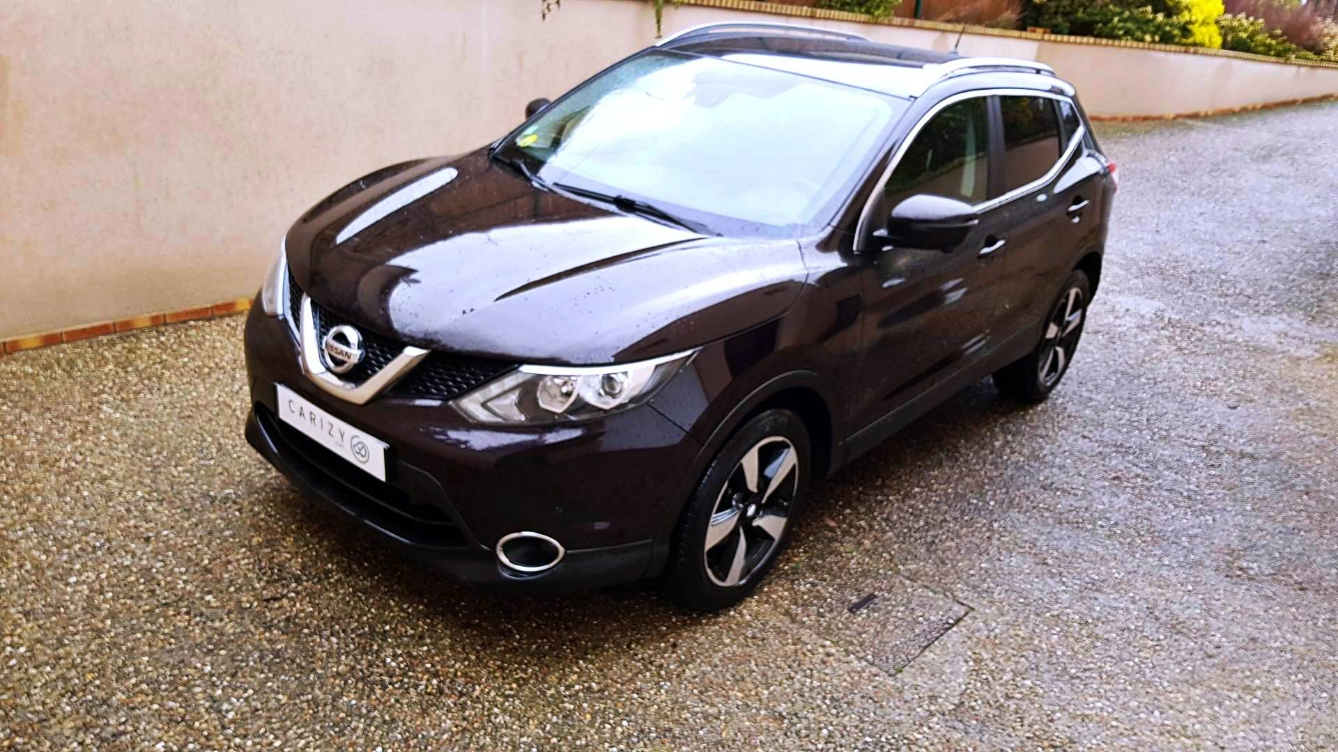 nissan qashqai d u0026 39 occasion 1 5 dci 110 connect edition 2wd