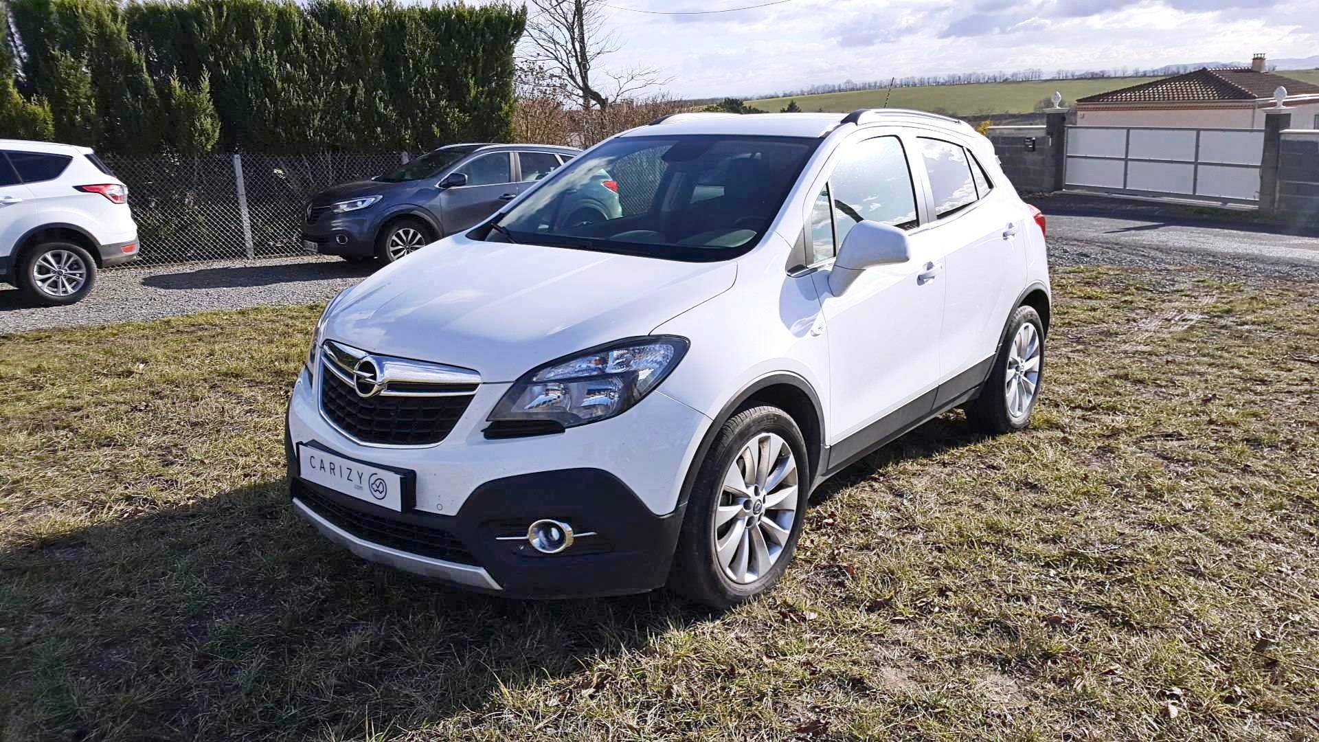 opel mokka d 39 occasion 1 4 t 140 cosmo 4x2 start stop clermont ferrand carizy. Black Bedroom Furniture Sets. Home Design Ideas