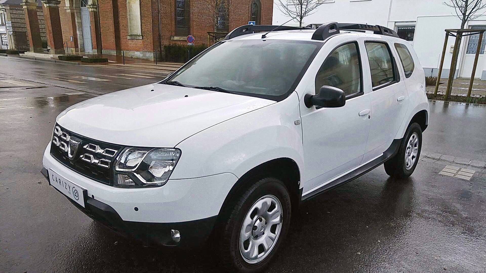 dacia duster d 39 occasion 1 5 dci 90 laureate 4x2 le havre carizy. Black Bedroom Furniture Sets. Home Design Ideas