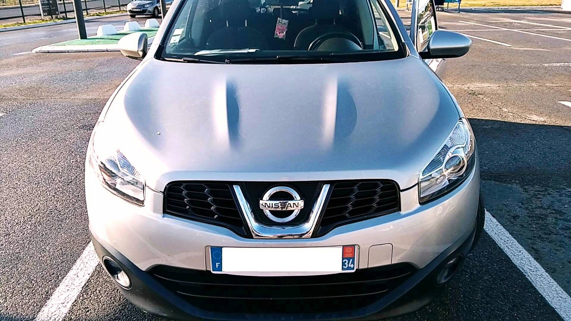 nissan qashqai d 39 occasion 1 5 dci 110 connect edition 2wd lattes carizy. Black Bedroom Furniture Sets. Home Design Ideas
