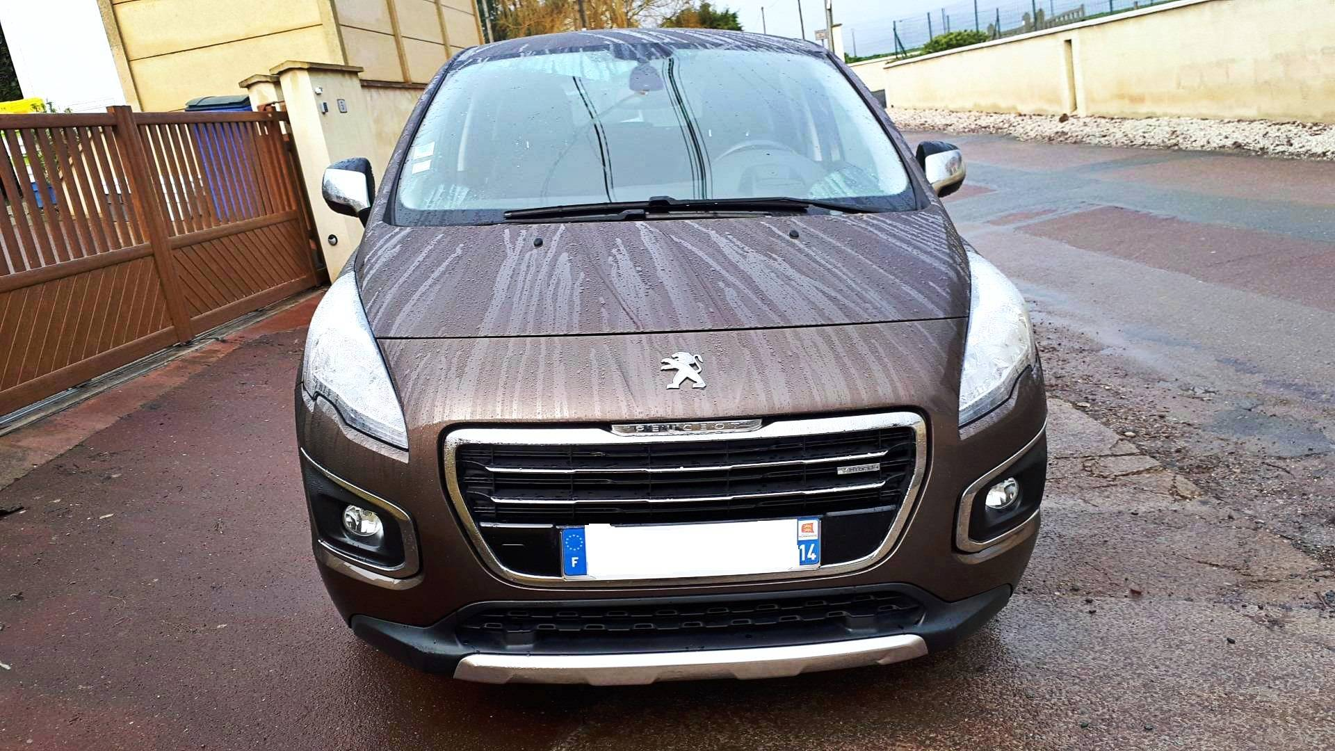 peugeot 3008 d 39 occasion 2 0 hybrid4 e hdi 200h 165 4x4 etg bva h rouville saint clair carizy. Black Bedroom Furniture Sets. Home Design Ideas