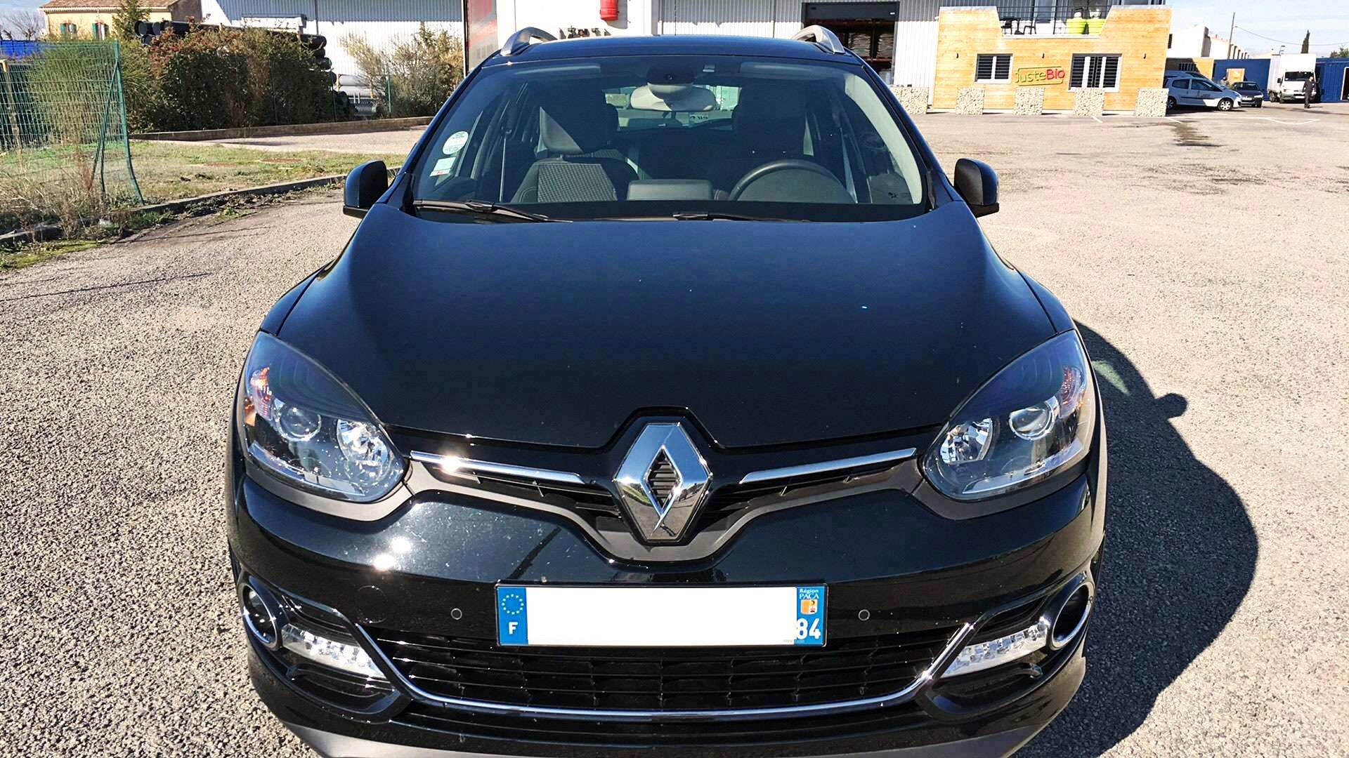 renault megane d 39 occasion estate 1 5 dci 110 bose edition edc bva avignon carizy. Black Bedroom Furniture Sets. Home Design Ideas