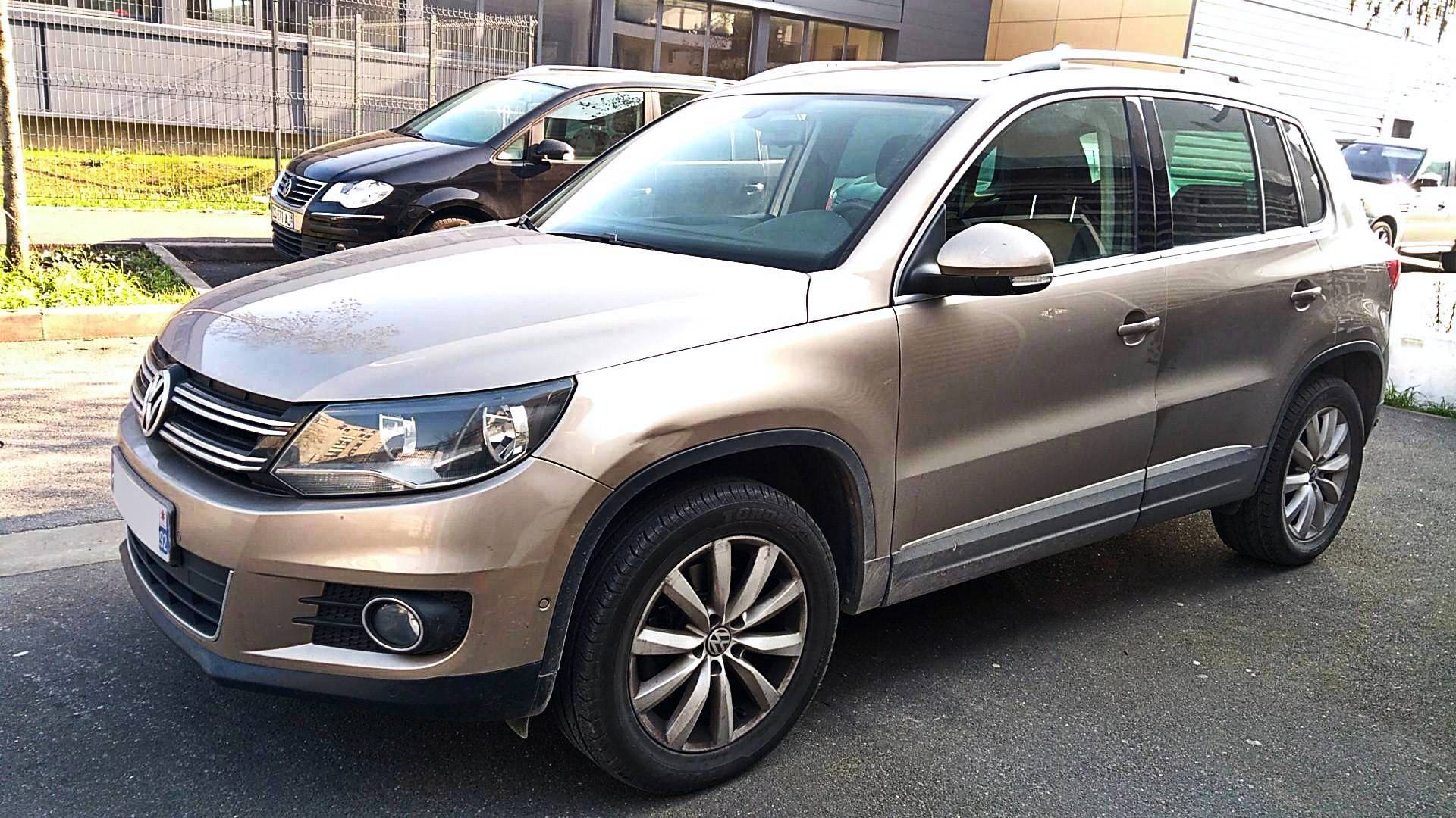 volkswagen tiguan d 39 occasion 2 0 tdi 140 bluemotion athis mons carizy. Black Bedroom Furniture Sets. Home Design Ideas