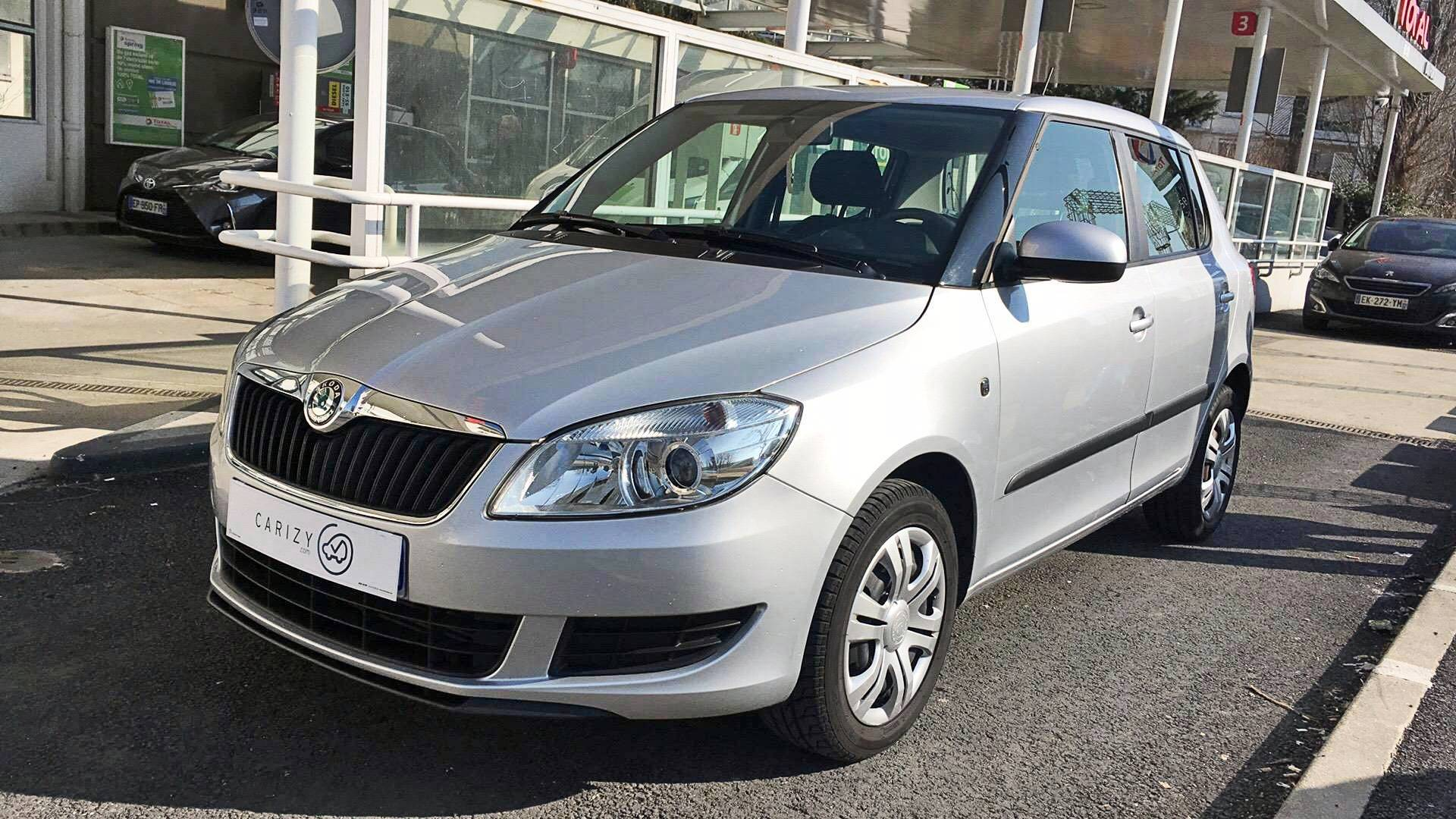 skoda fabia d 39 occasion 1 6 tdi 75 ambition juvisy sur orge carizy. Black Bedroom Furniture Sets. Home Design Ideas