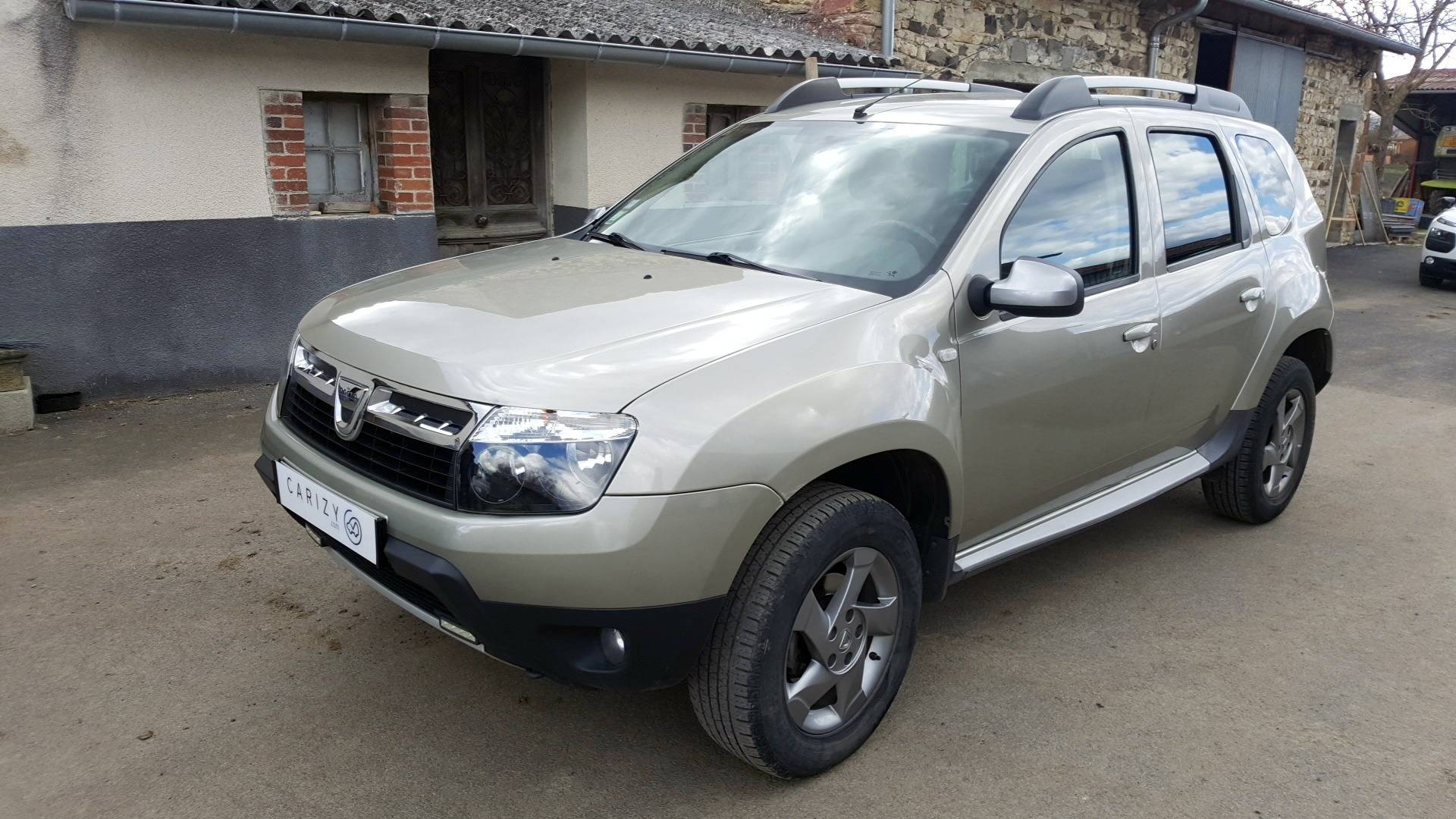 dacia duster d 39 occasion 1 5 dci 110 prestige 4x4 clermont ferrand carizy. Black Bedroom Furniture Sets. Home Design Ideas