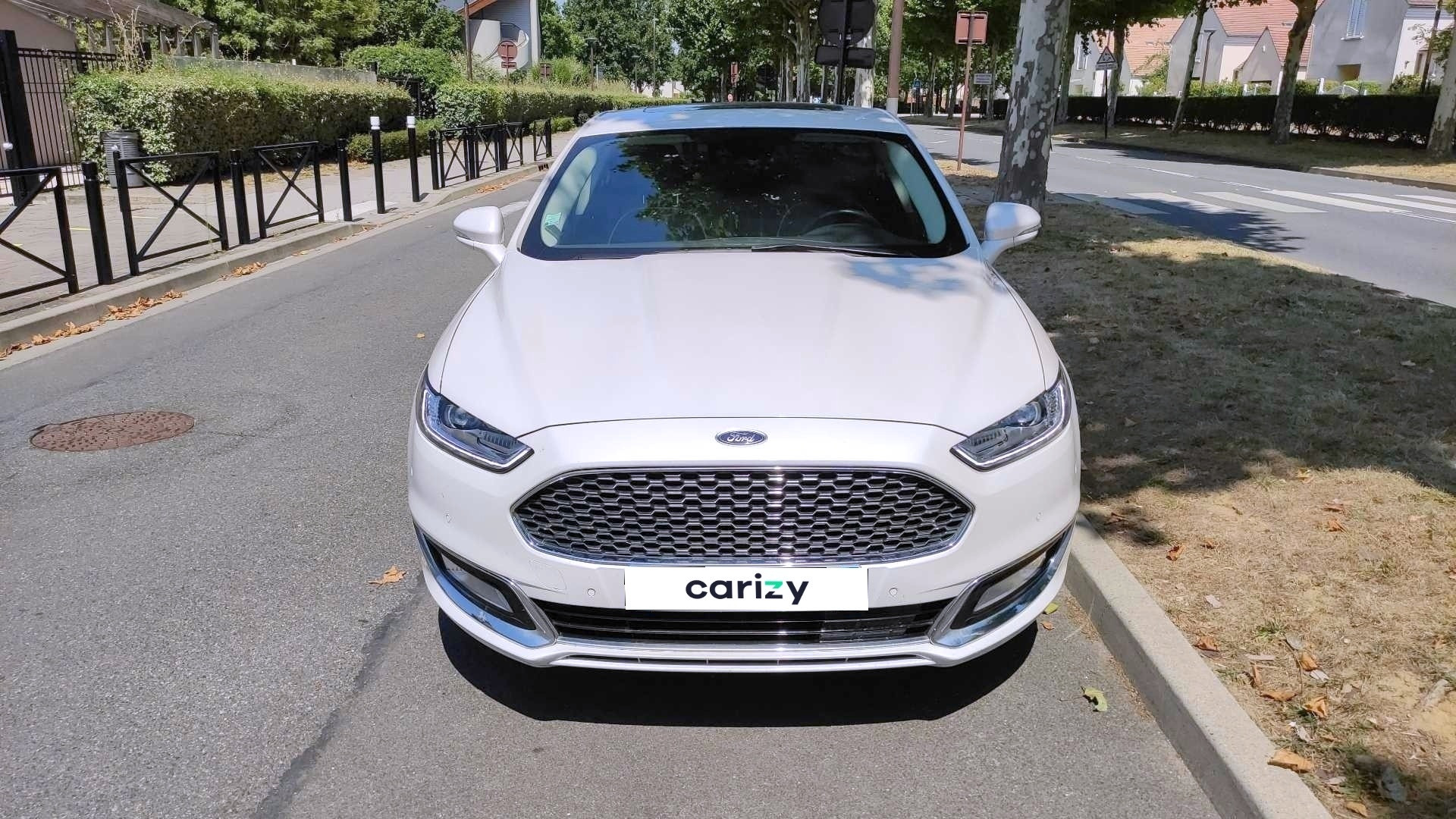 ford mondeo hybrid occasion 2018 face capot