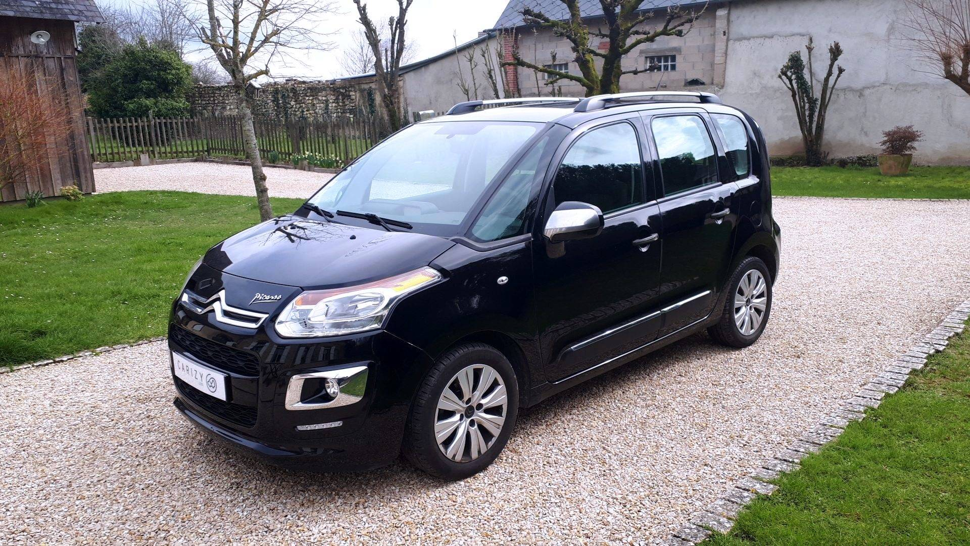 citroen c3 picasso d 39 occasion 1 6 hdi 90 music box dammarie carizy. Black Bedroom Furniture Sets. Home Design Ideas