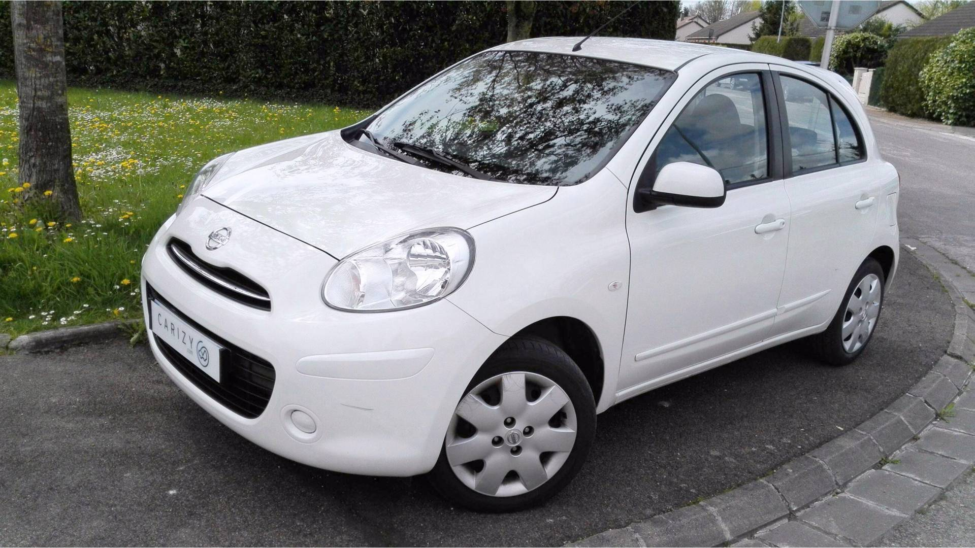nissan micra d u0026 39 occasion 1 2 80 acenta troyes