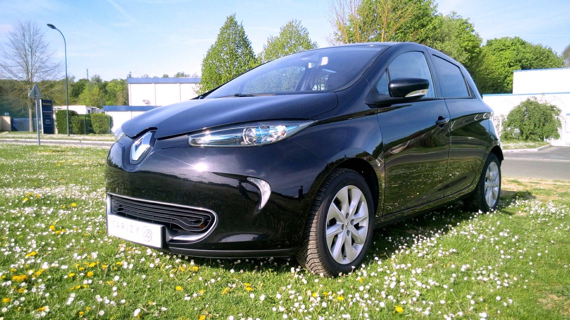 renault zoe d 39 occasion 90 intens bva amblainville carizy. Black Bedroom Furniture Sets. Home Design Ideas