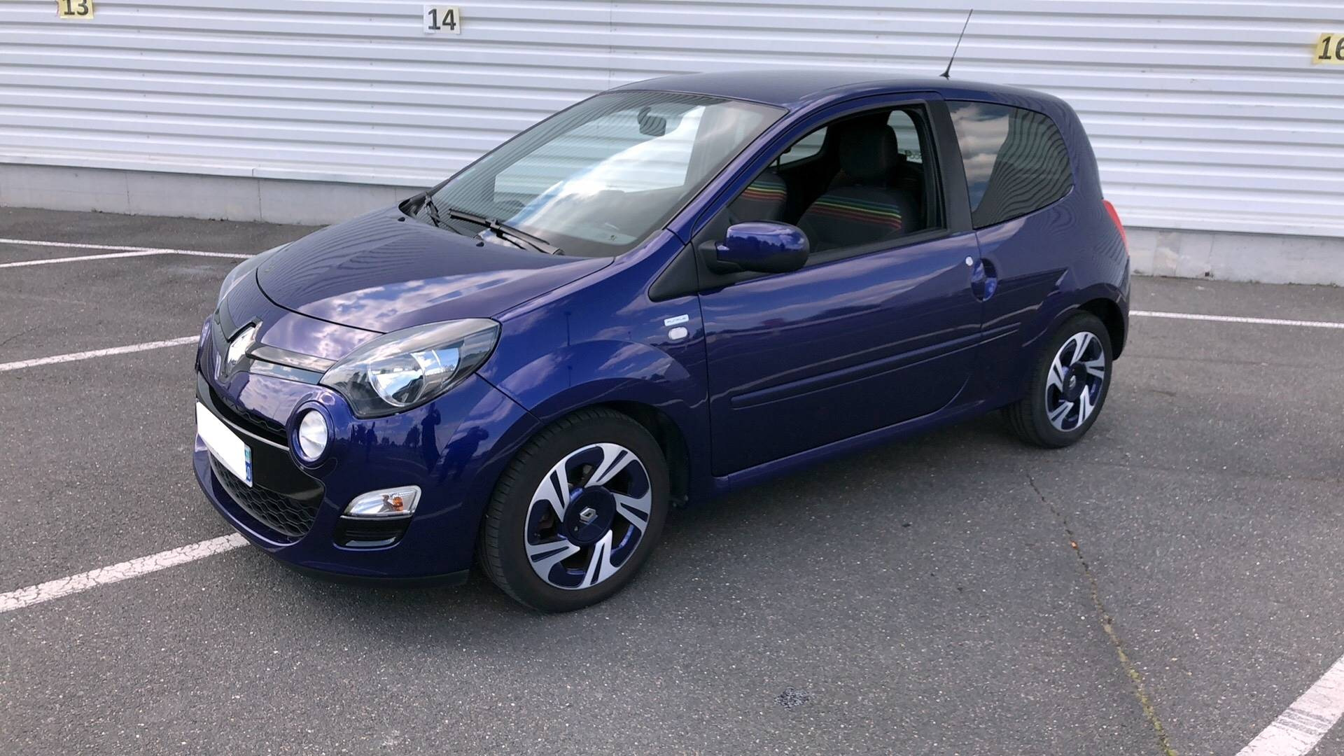 renault twingo d u0026 39 occasion 1 2 lev 75 purple montesson