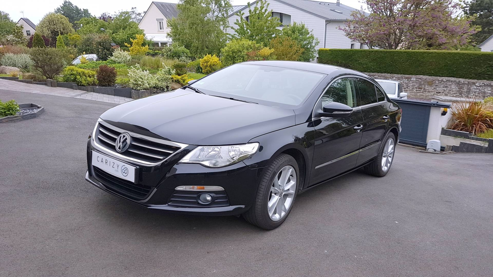 volkswagen passat d 39 occasion cc 2 0 tdi 170 carat agneaux carizy. Black Bedroom Furniture Sets. Home Design Ideas