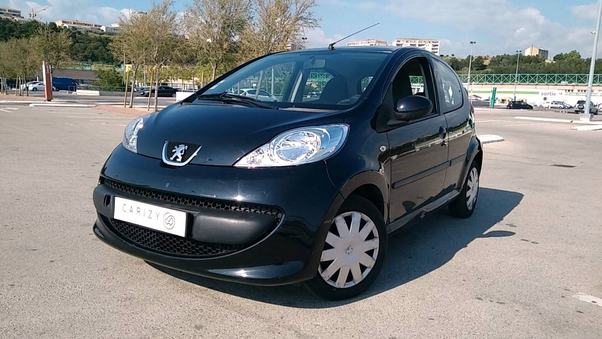 peugeot 107 d u0026 39 occasion 1 4 hdi 55 trendy marseille