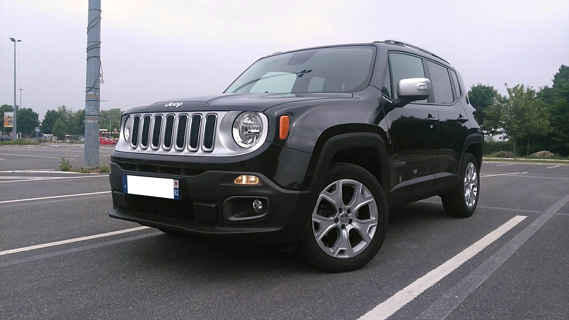 jeep renegade d 39 occasion 2 0 multijet 140 low limited awd bva stop start saint michel sur orge. Black Bedroom Furniture Sets. Home Design Ideas