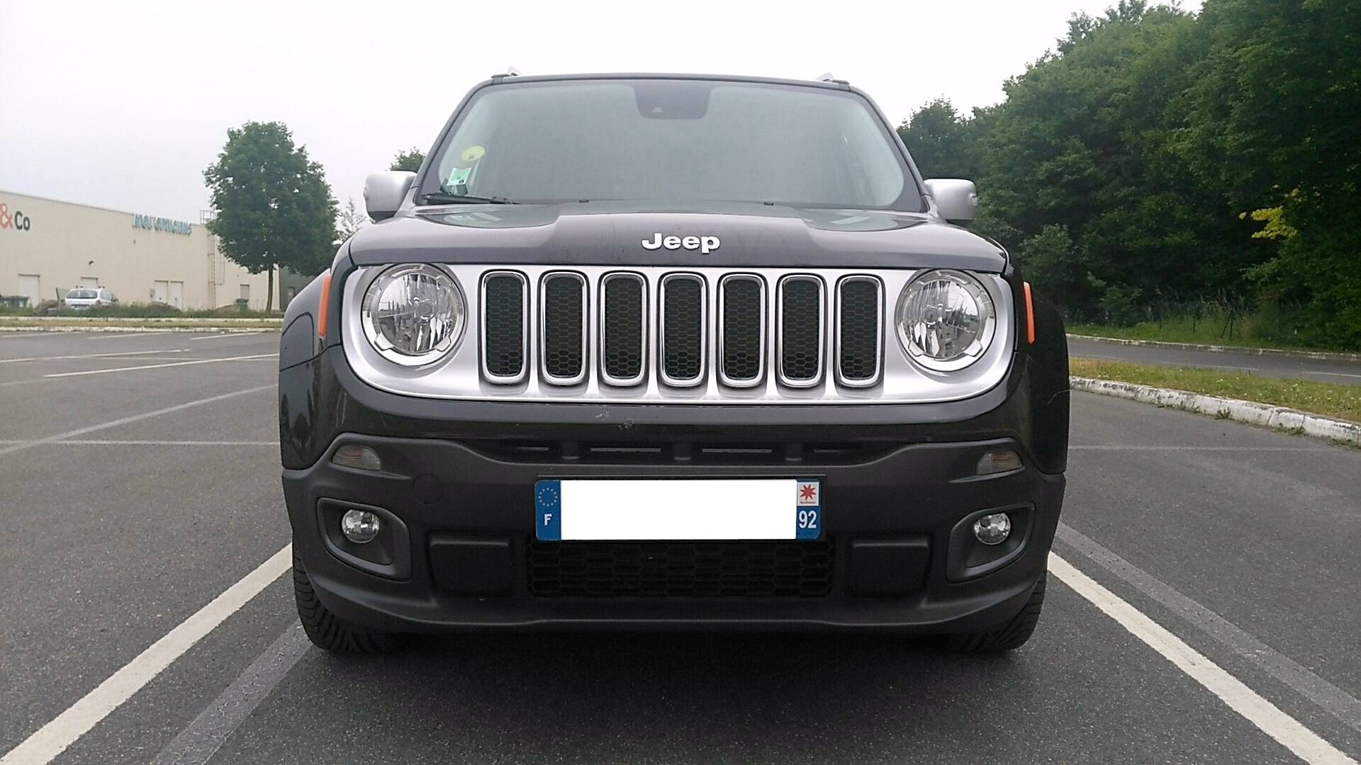 jeep renegade d u0026 39 occasion 2 0 multijet 140 limited awd start