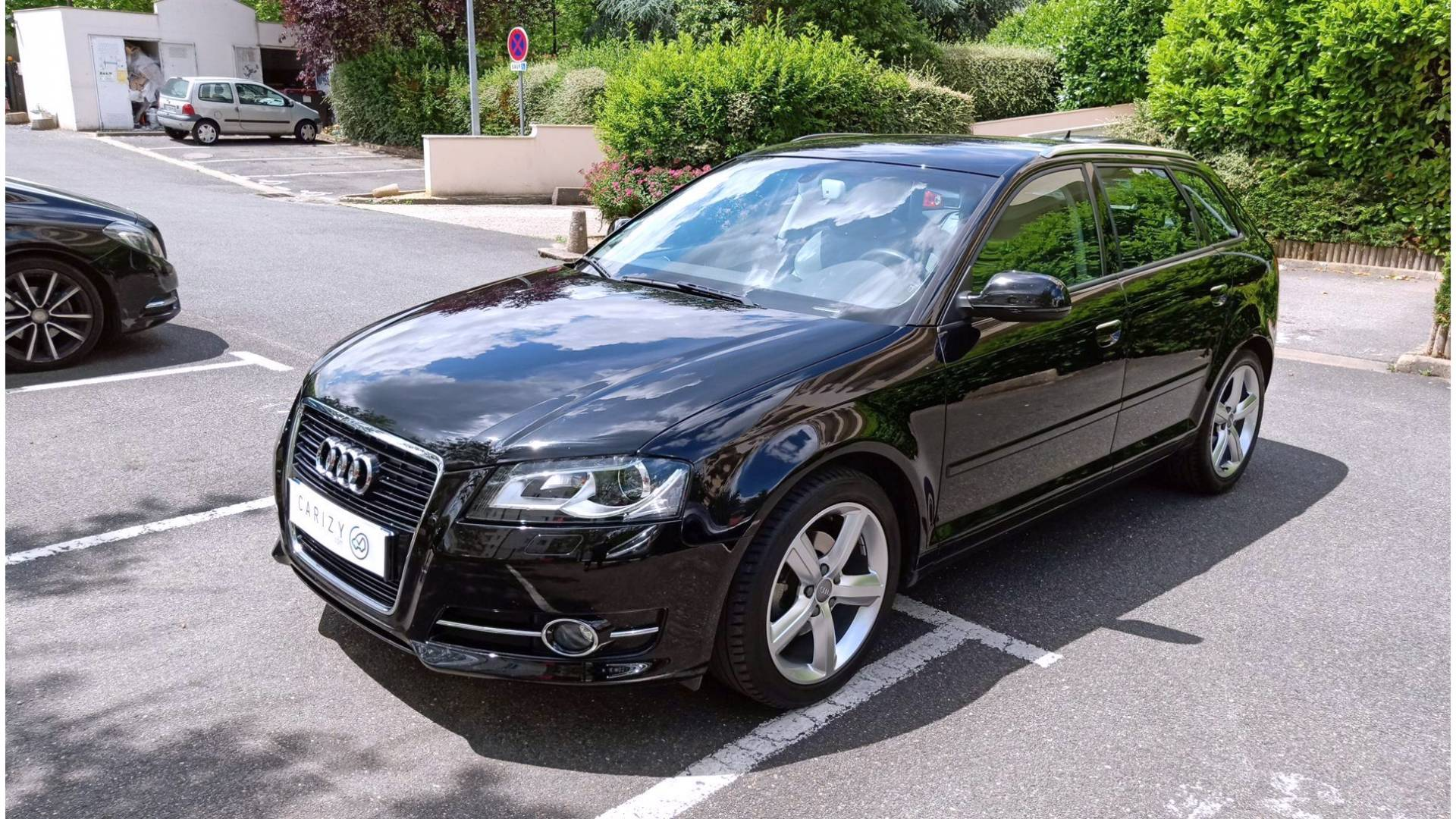 audi a3 d u0026 39 occasion sportback 1 6 tdi 105 ambition luxe s