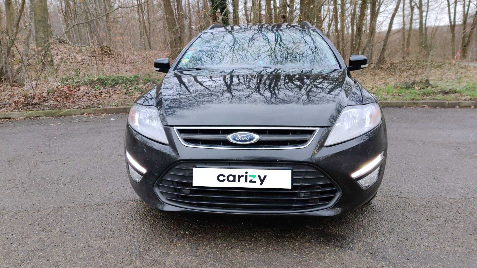 ford mondeo sw occasion 2013 face capot