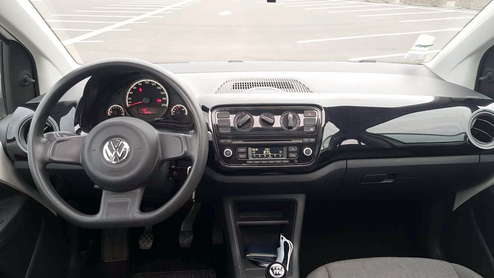 volkswagen up occasion 2013 ensemble tableau bord