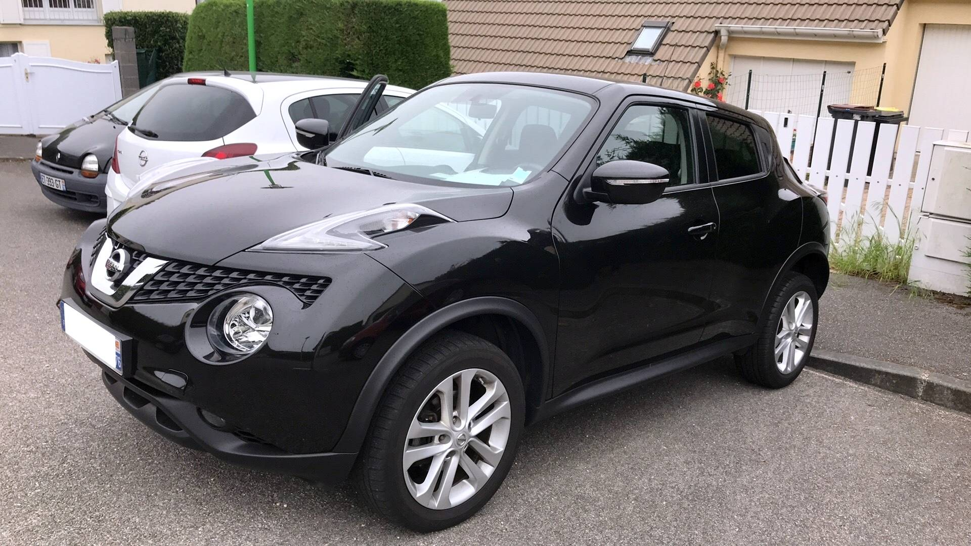 nissan juke d 39 occasion 1 5 dci 110 acenta 2wd start stop montivilliers carizy. Black Bedroom Furniture Sets. Home Design Ideas