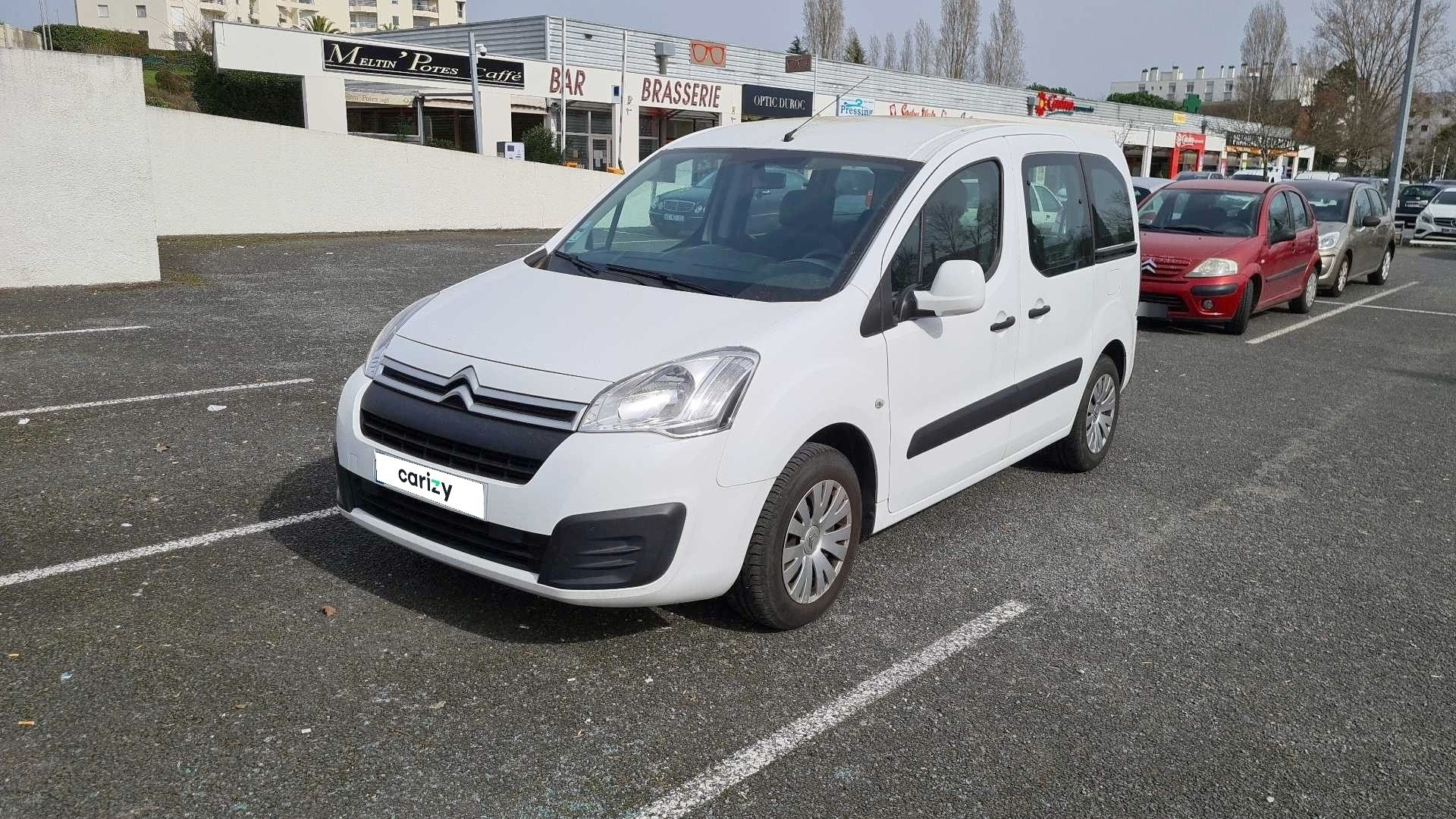 citroen berlingo multispace occasion 2015 avant gauche