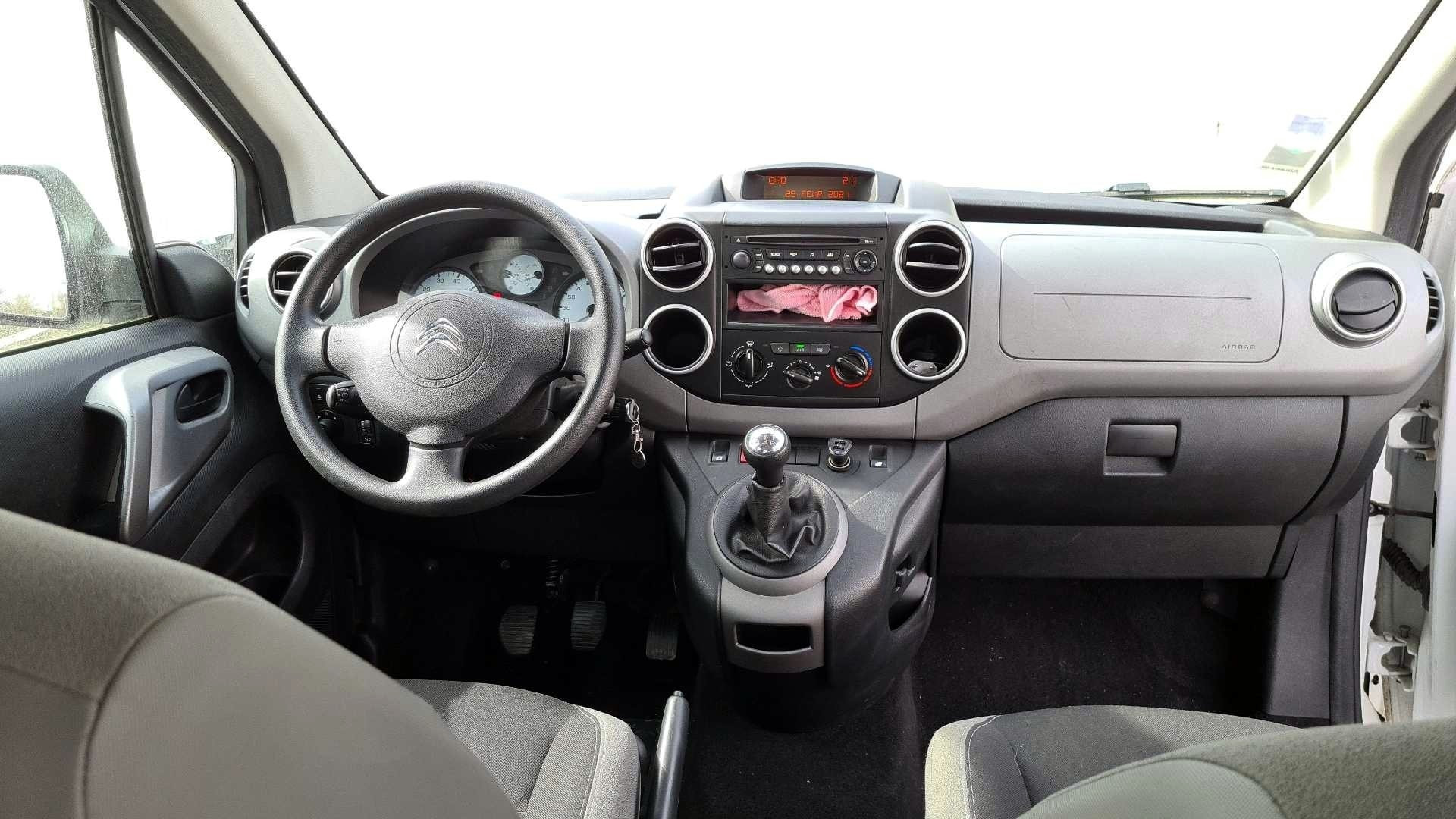 citroen berlingo multispace occasion 2015 ensemble tableau bord
