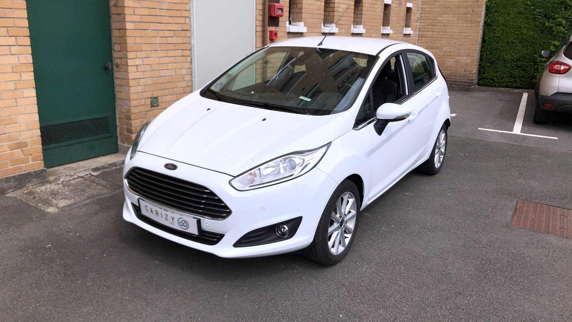 ford fiesta d 39 occasion 1 0 ecoboost 140 titanium stop start wambrechies carizy. Black Bedroom Furniture Sets. Home Design Ideas