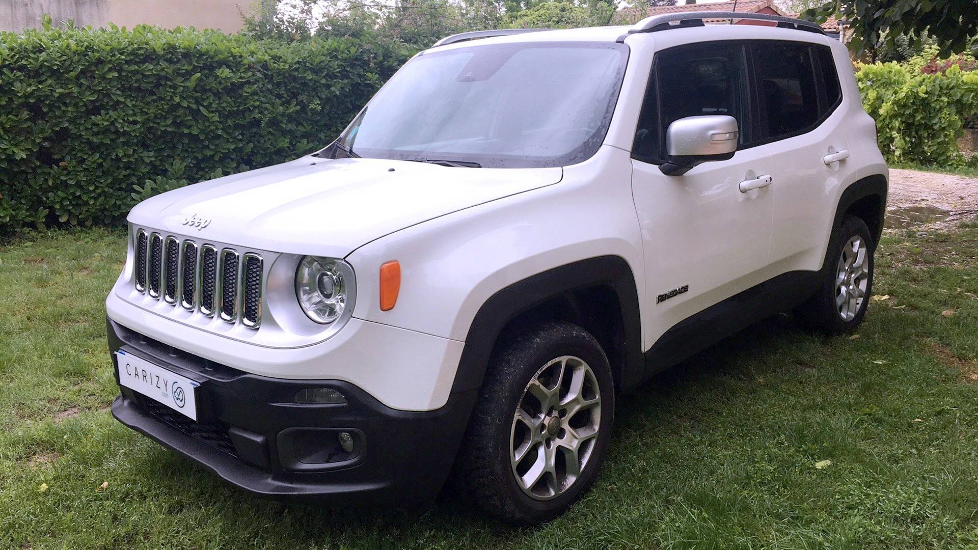 jeep renegade d 39 occasion 2 0 multijet 140 limited awd start stop alixan carizy. Black Bedroom Furniture Sets. Home Design Ideas