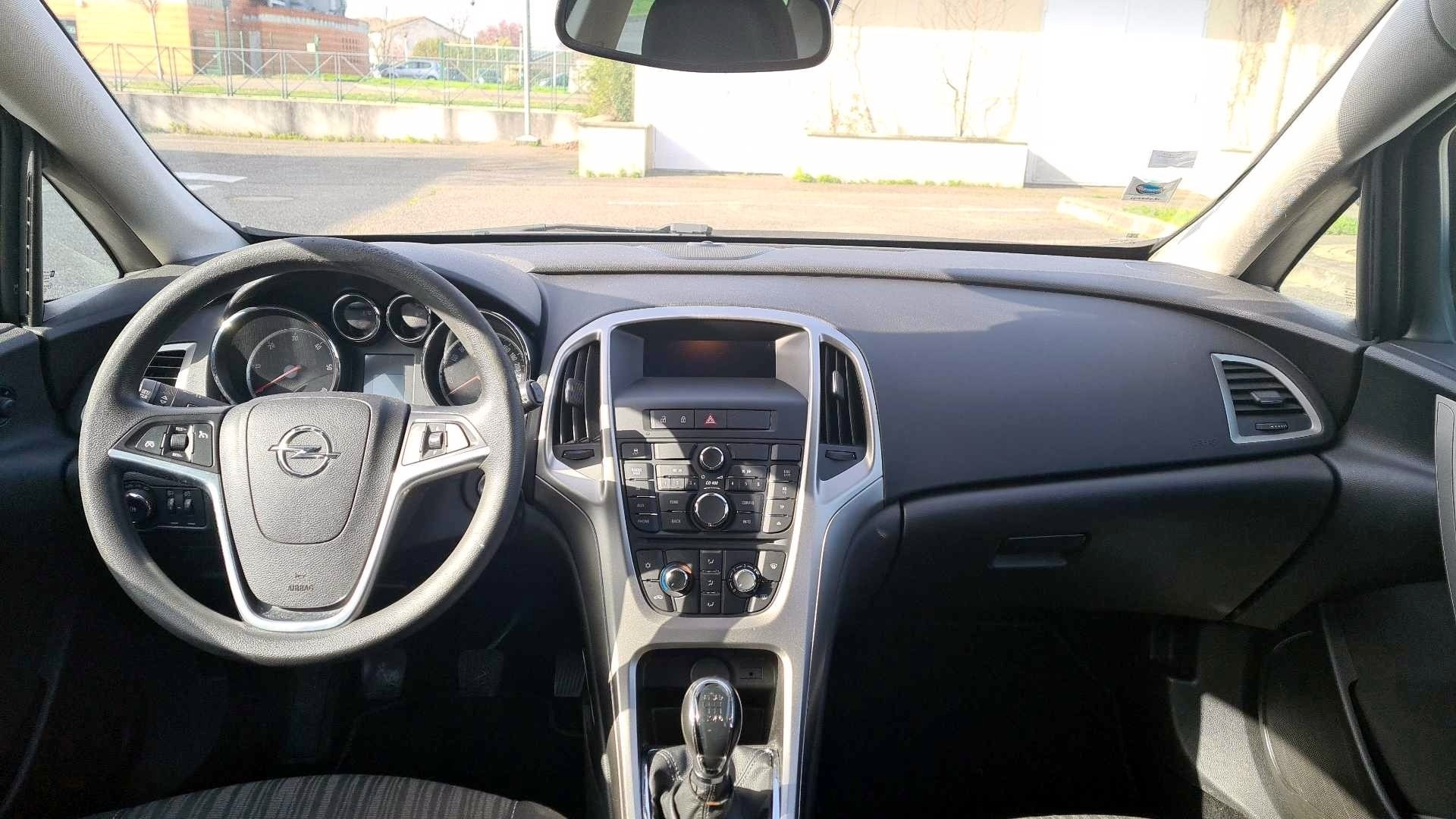 opel astra occasion 2010 ensemble tableau bord