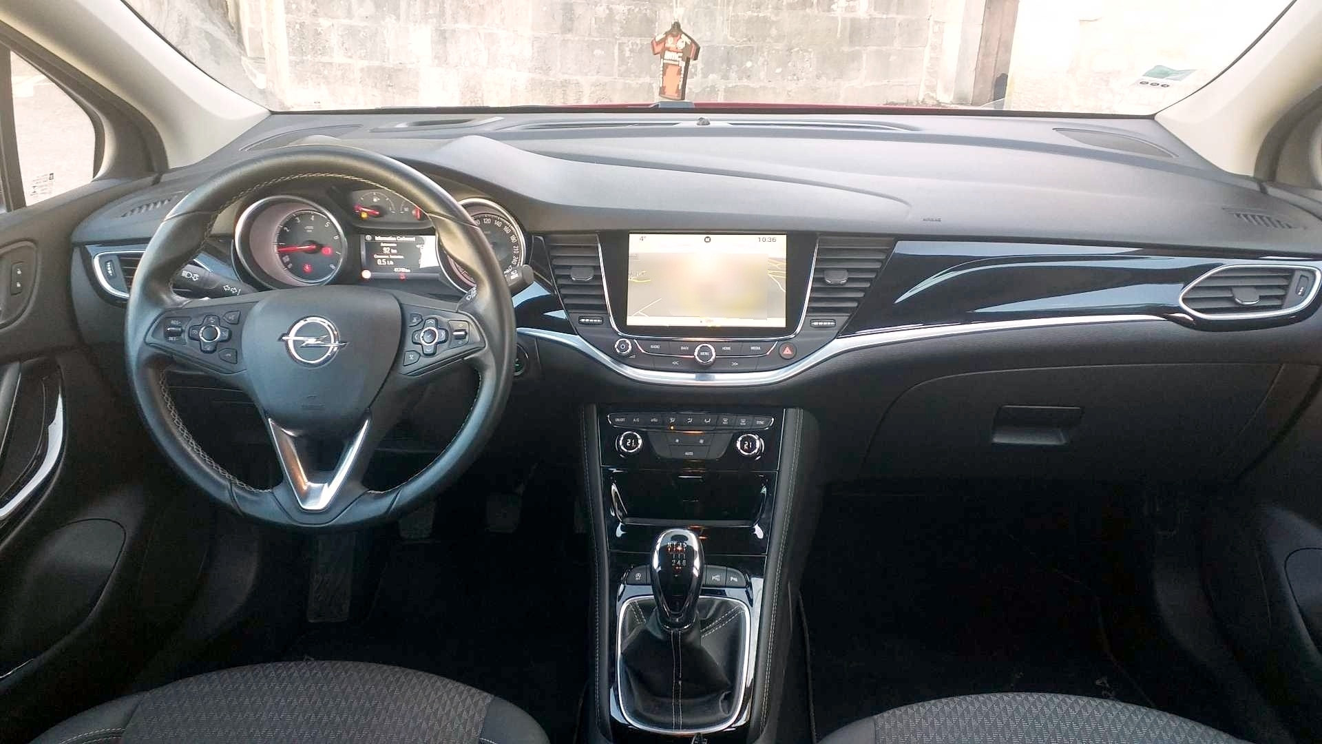 opel astra occasion 2016 ensemble tableau bord