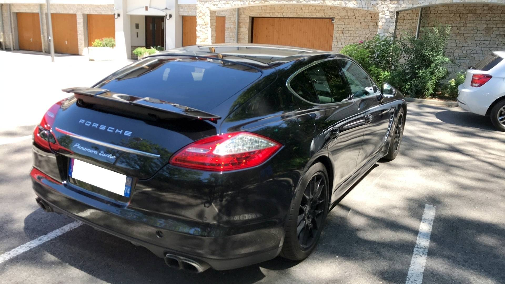 porsche panamera d 39 occasion 4 8 turbo 500 pdk bva annemasse carizy. Black Bedroom Furniture Sets. Home Design Ideas