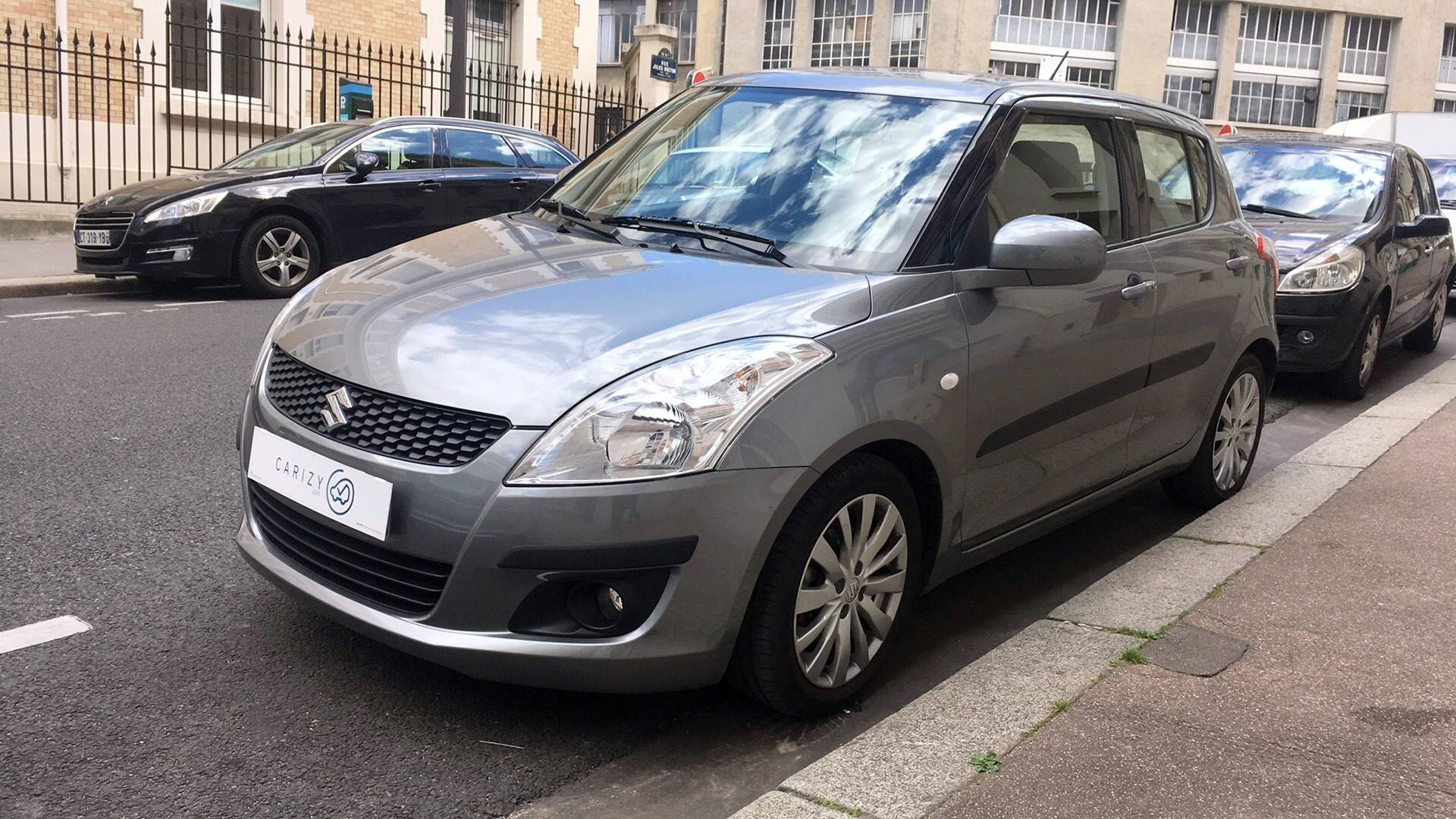 suzuki swift d u0026 39 occasion 1 2 vvt 95 glx pack bva paris