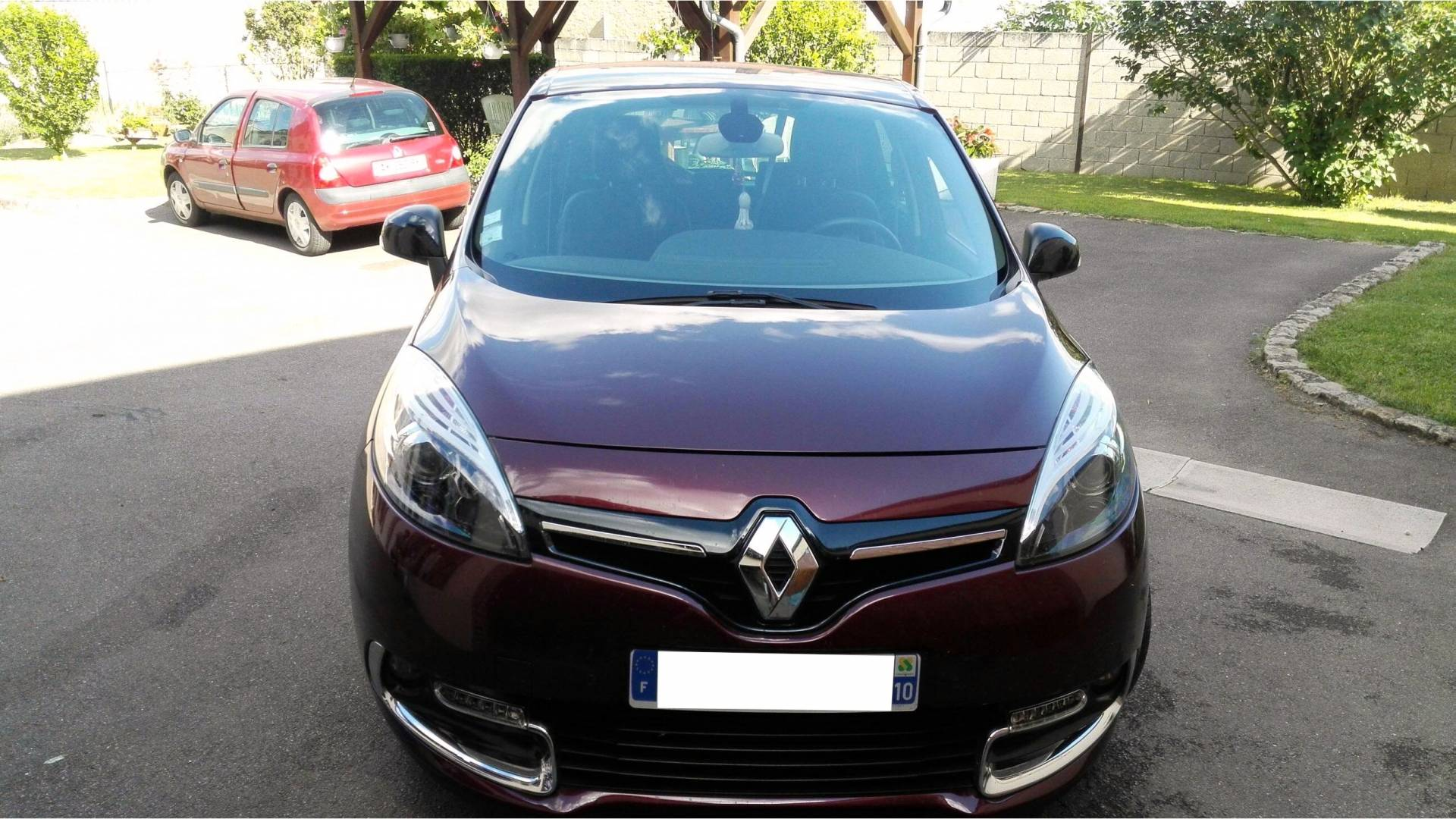 renault scenic d 39 occasion 1 6 dci 130 energy bose edition troyes carizy. Black Bedroom Furniture Sets. Home Design Ideas