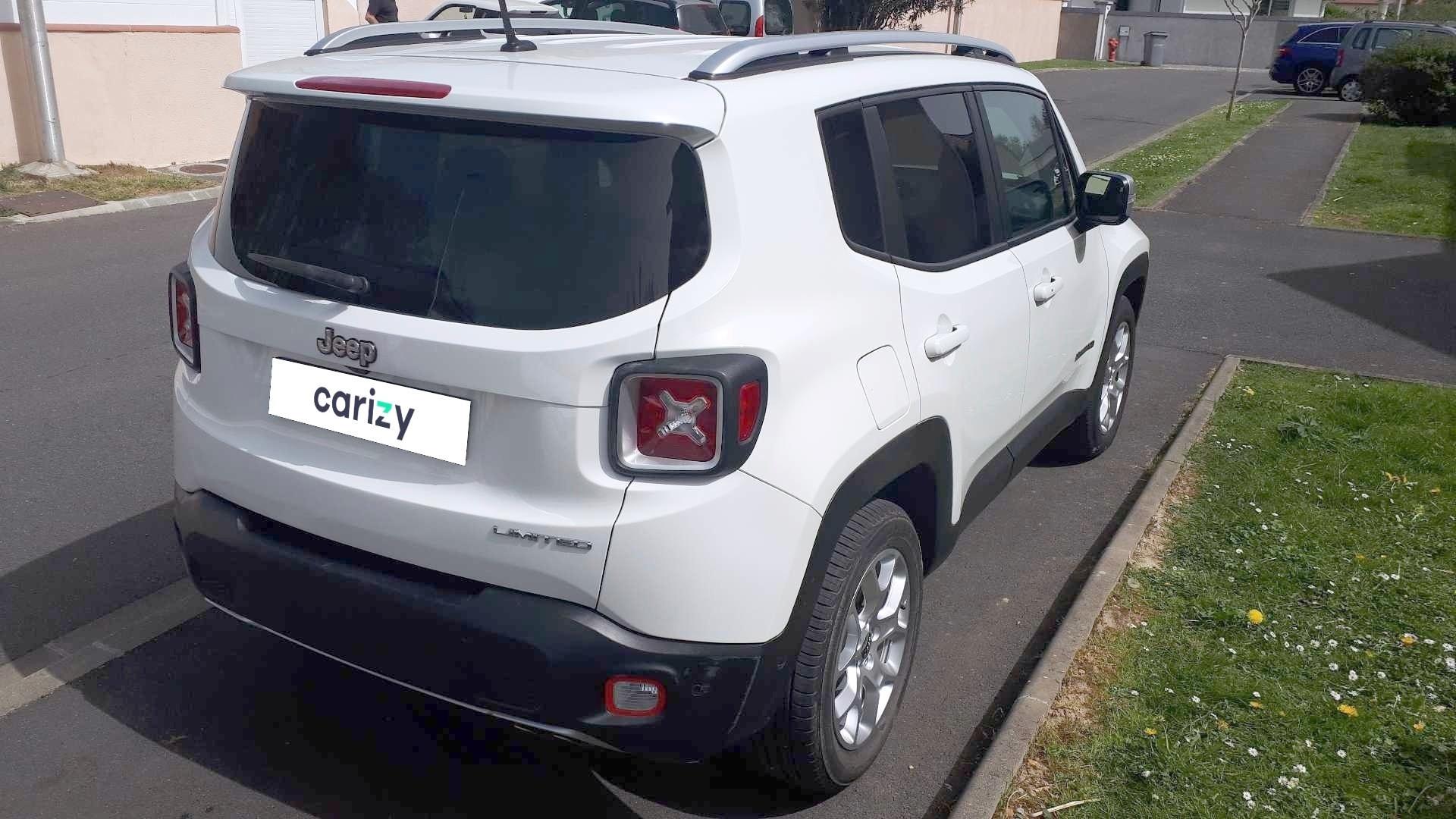 jeep renegade occasion 2017 profil arriere droit