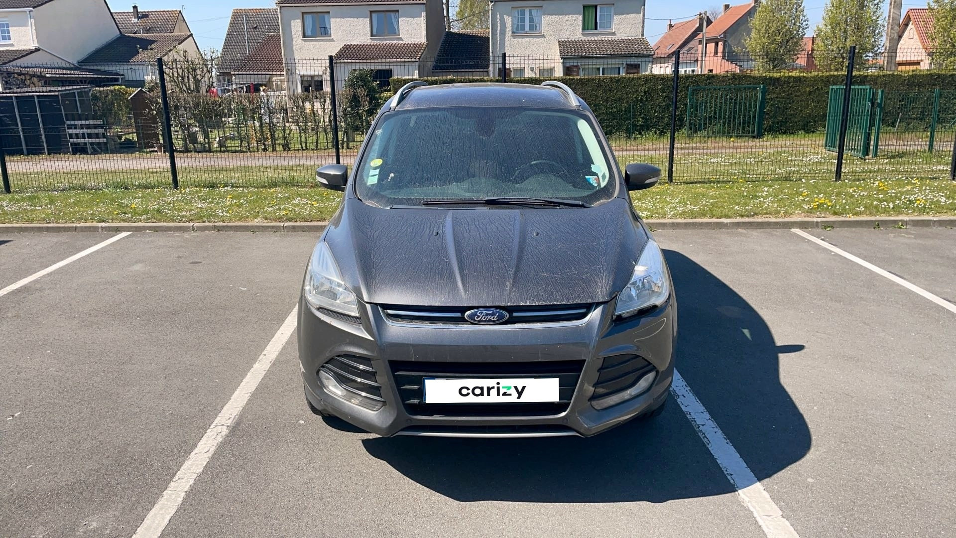 ford kuga occasion 2014 face capot