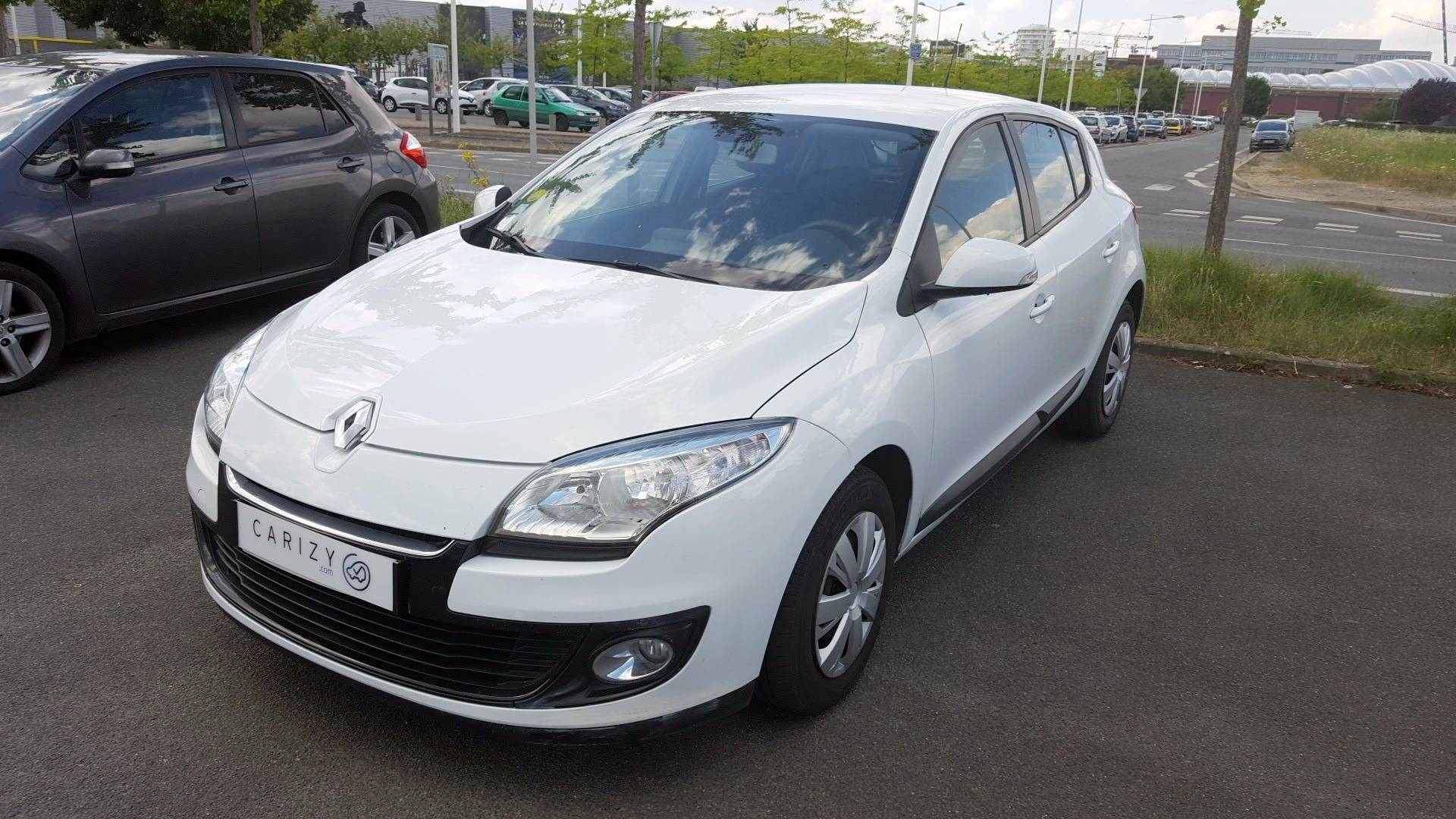 renault megane d 39 occasion 1 5 dci 110 energy limited tours carizy. Black Bedroom Furniture Sets. Home Design Ideas