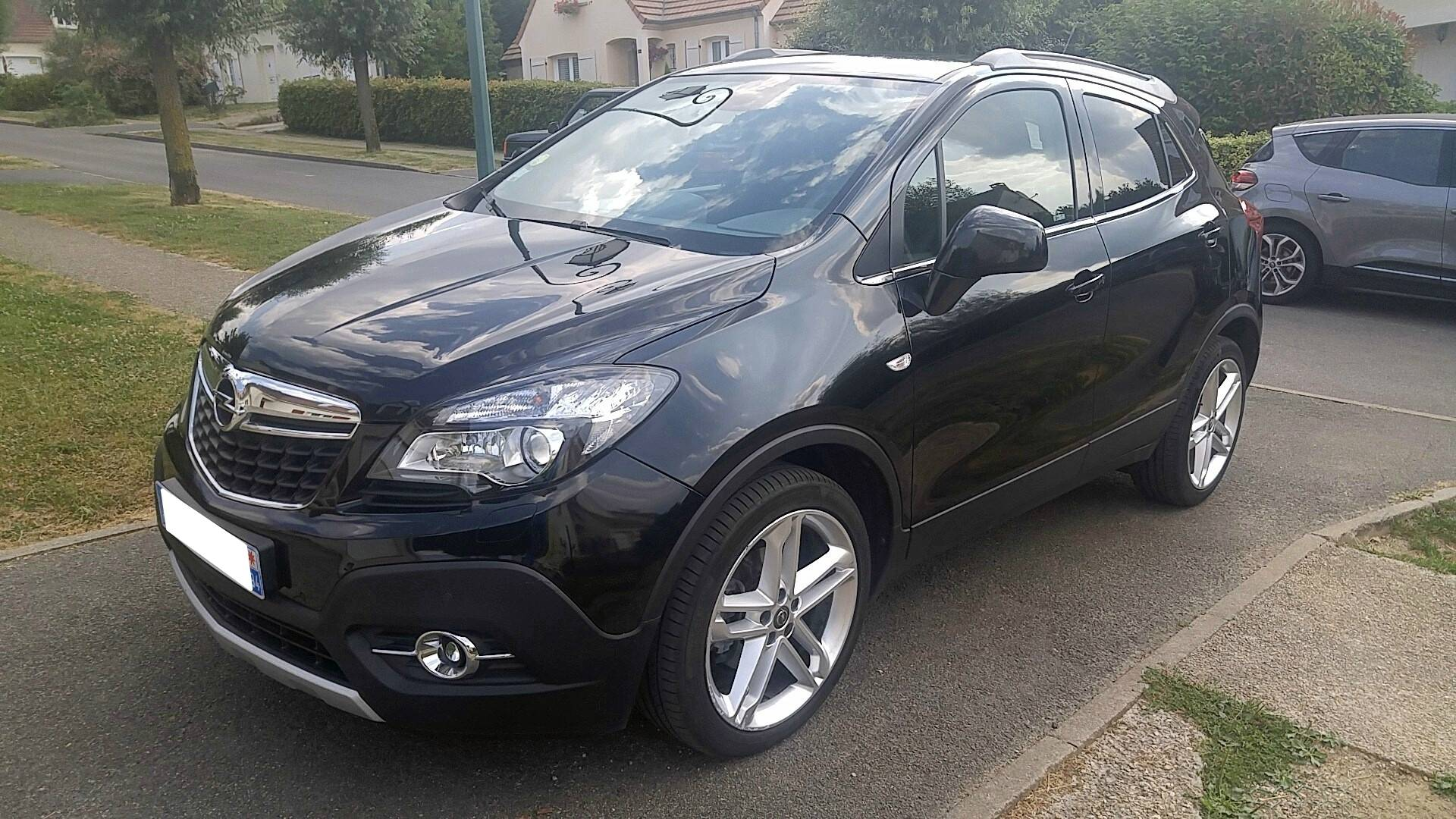 opel mokka d 39 occasion 1 6 cdti 135 ecoflex cosmo pack 4x2 start stop santeny carizy. Black Bedroom Furniture Sets. Home Design Ideas