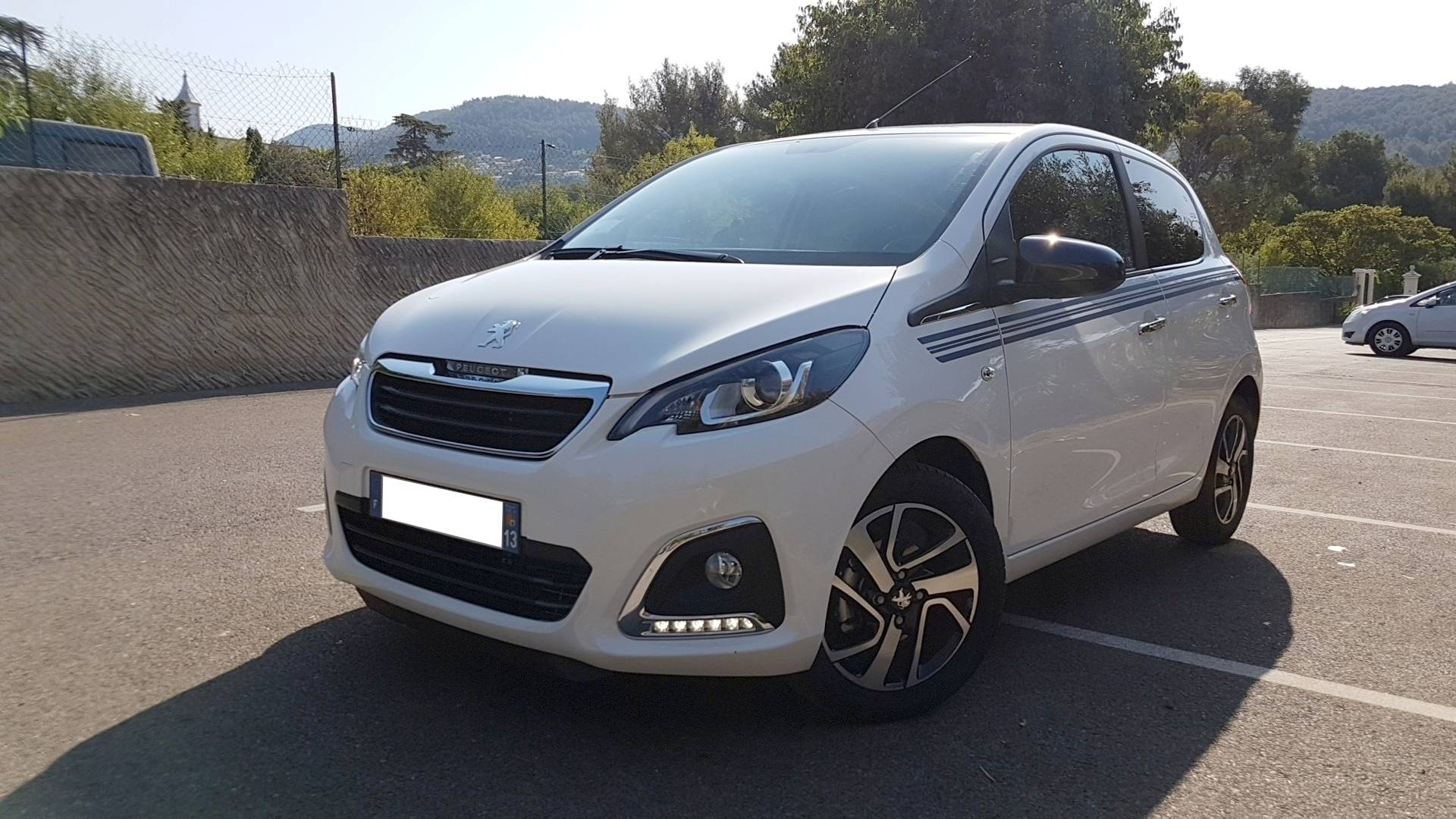 peugeot 108 d u0026 39 occasion 1 2 80 puretech collection la ciotat