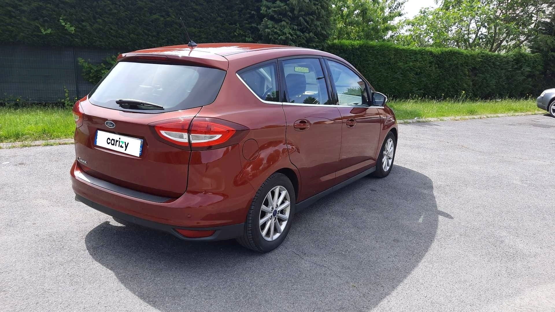 ford c max occasion 2018 profil arriere droit