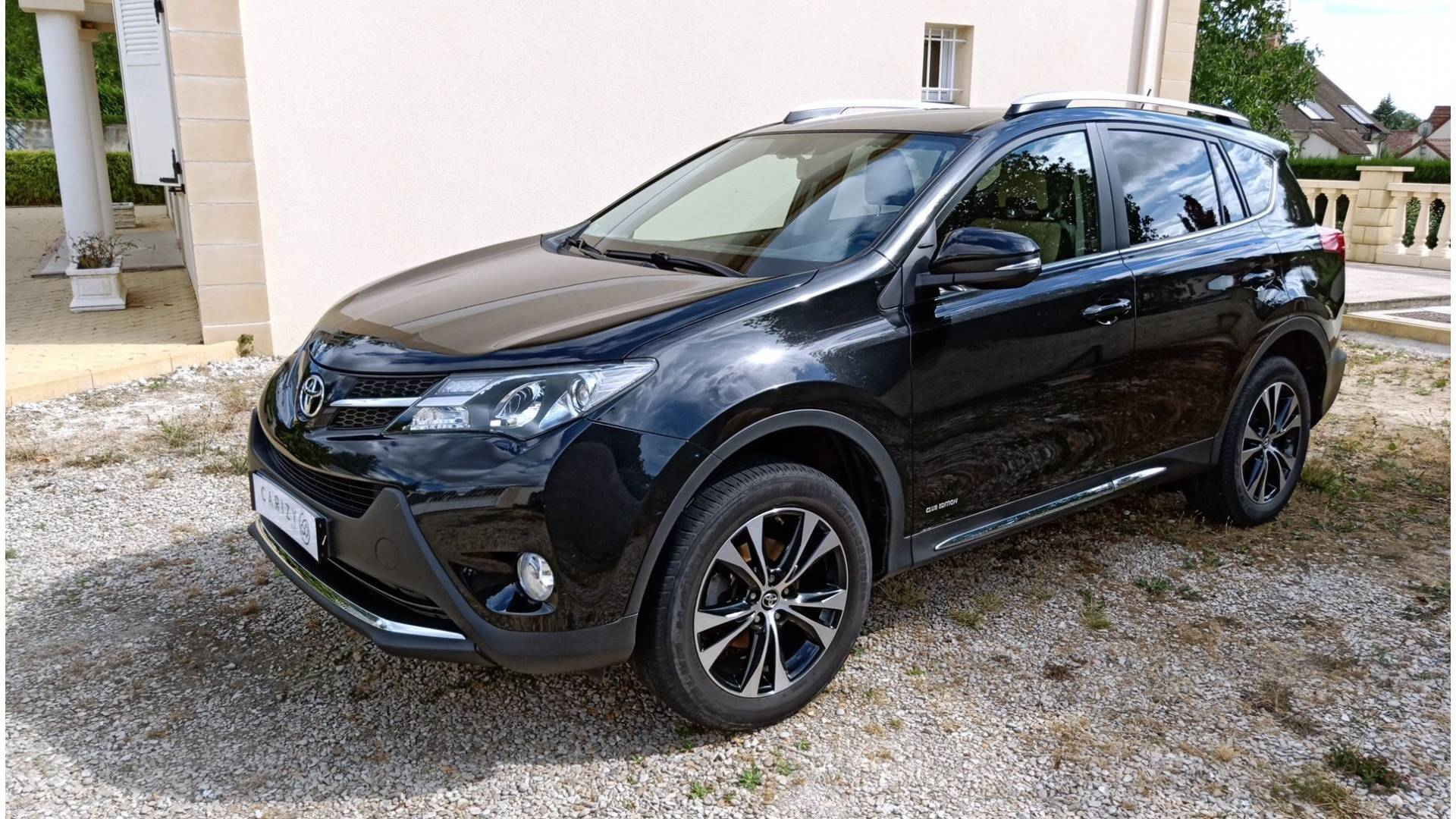 toyota rav 4 d 39 occasion 2 2 d4d 150 sport edition 4x4 lieusaint carizy. Black Bedroom Furniture Sets. Home Design Ideas
