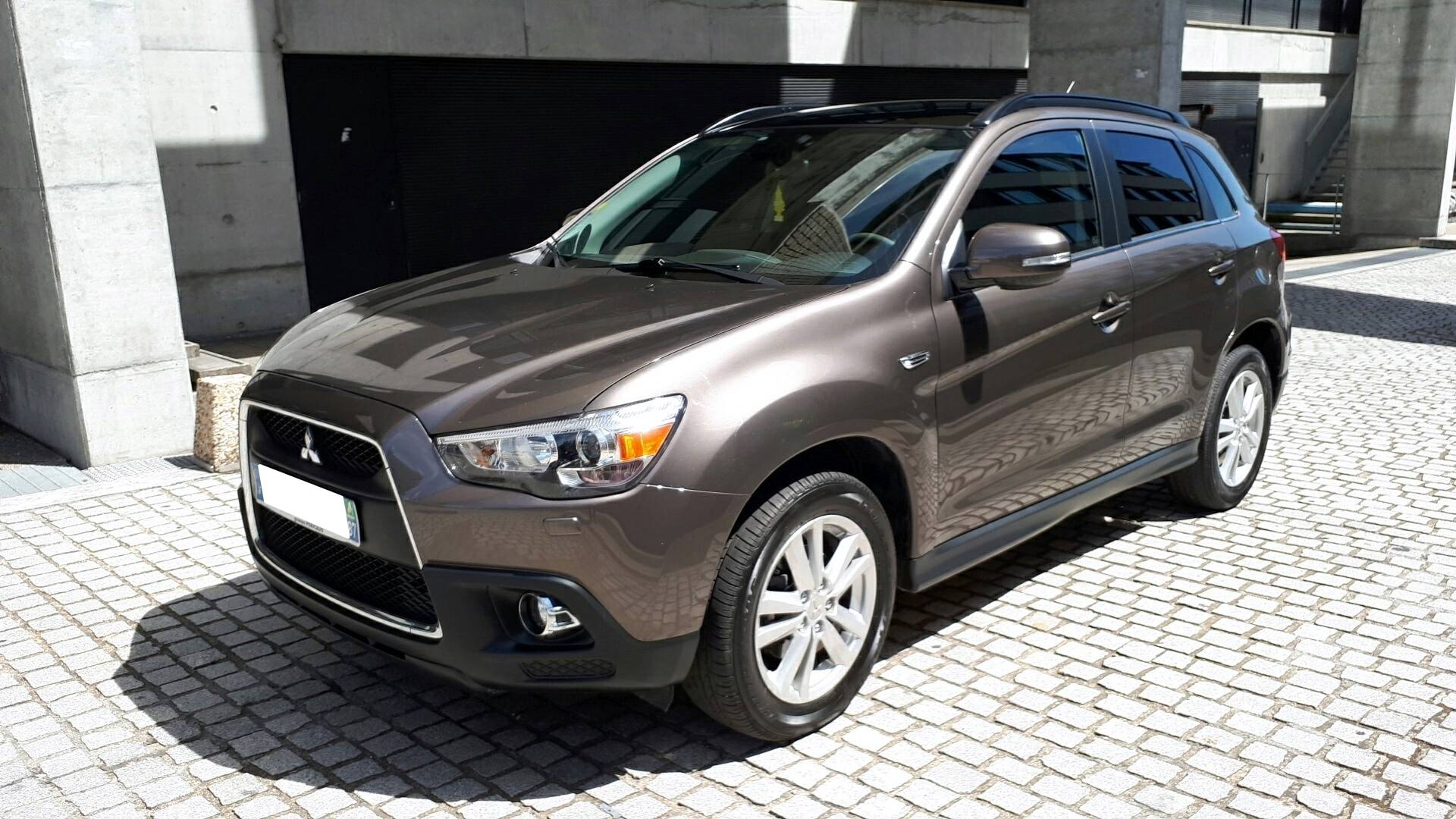 mitsubishi asx d u0026 39 occasion 1 8 did 150 instyle 4wd limoges